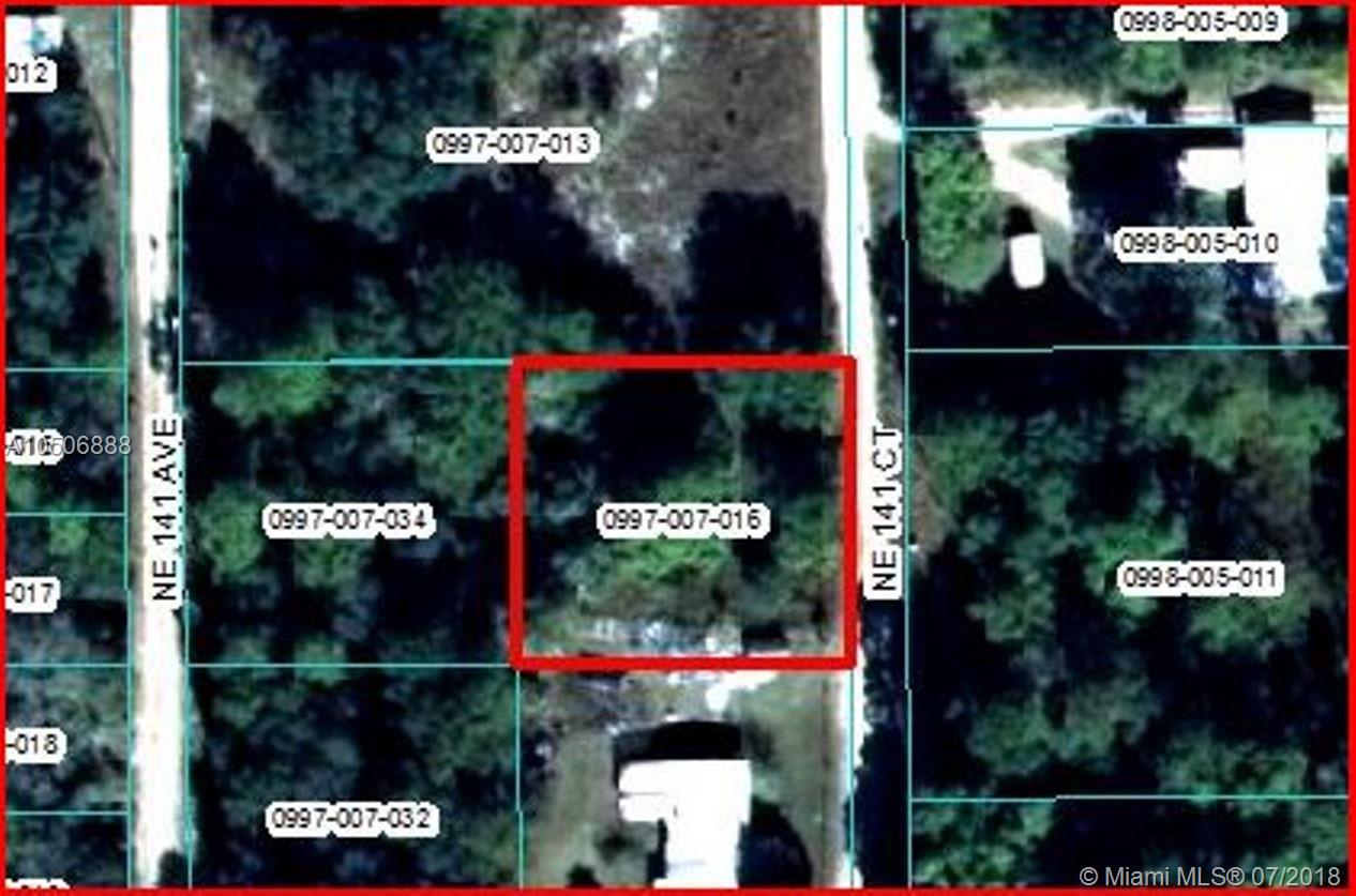 0 NE 141st Ct, Other City - In The State Of Florida, FL 32134