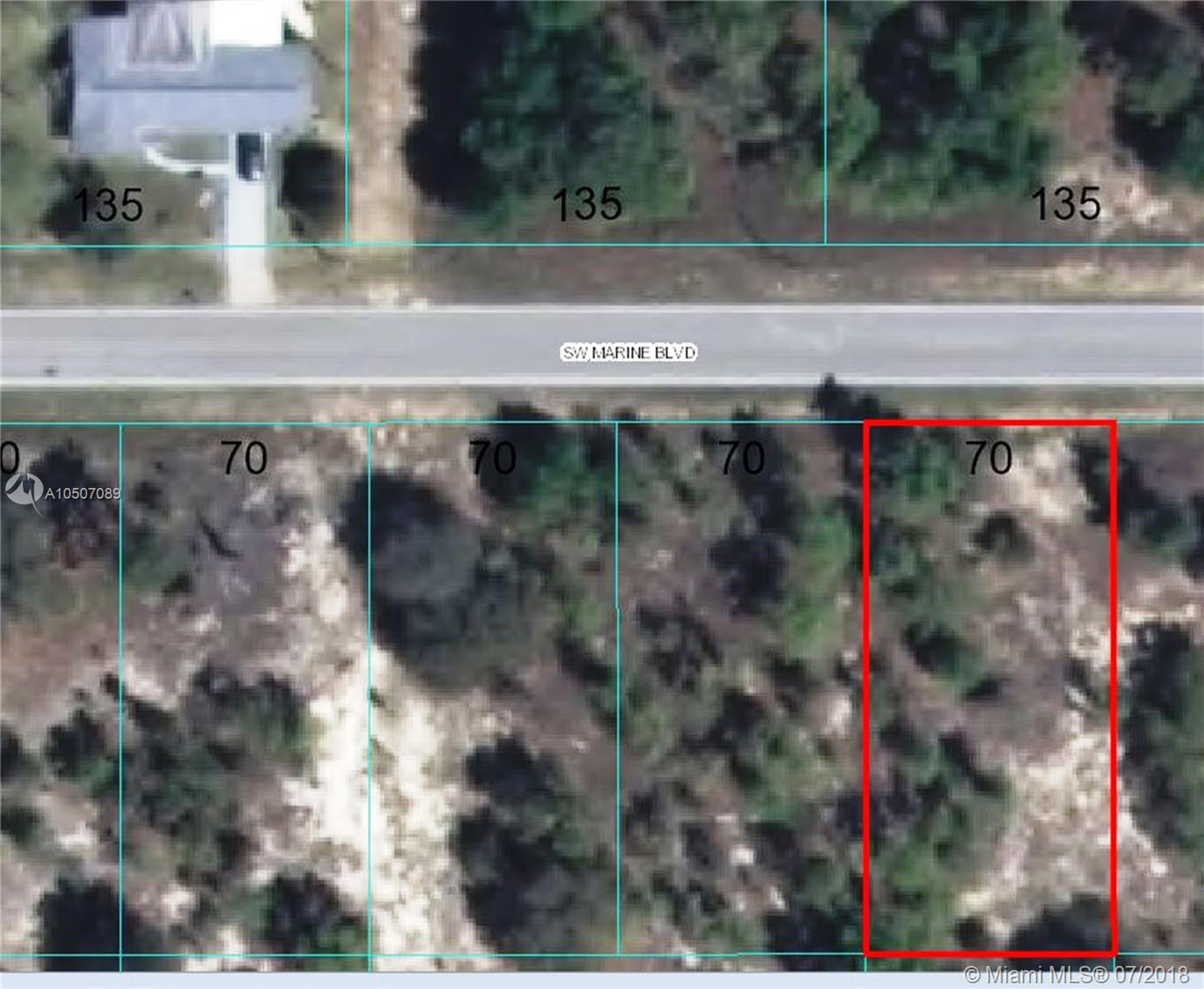 0 SW Marine Blvd., Other City - In The State Of Florida, FL 34431