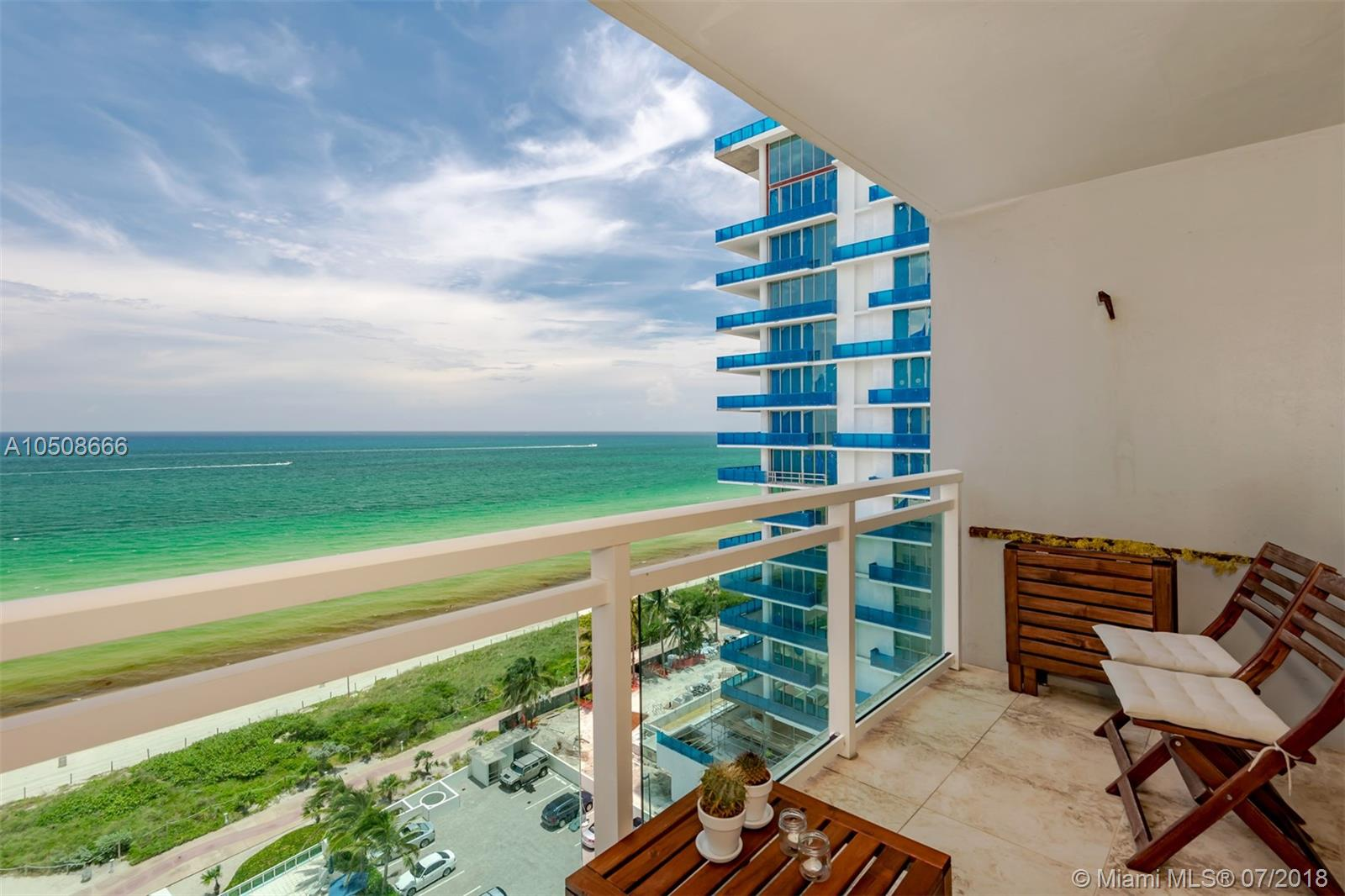 6917  Collins Ave #1609 For Sale A10508666, FL