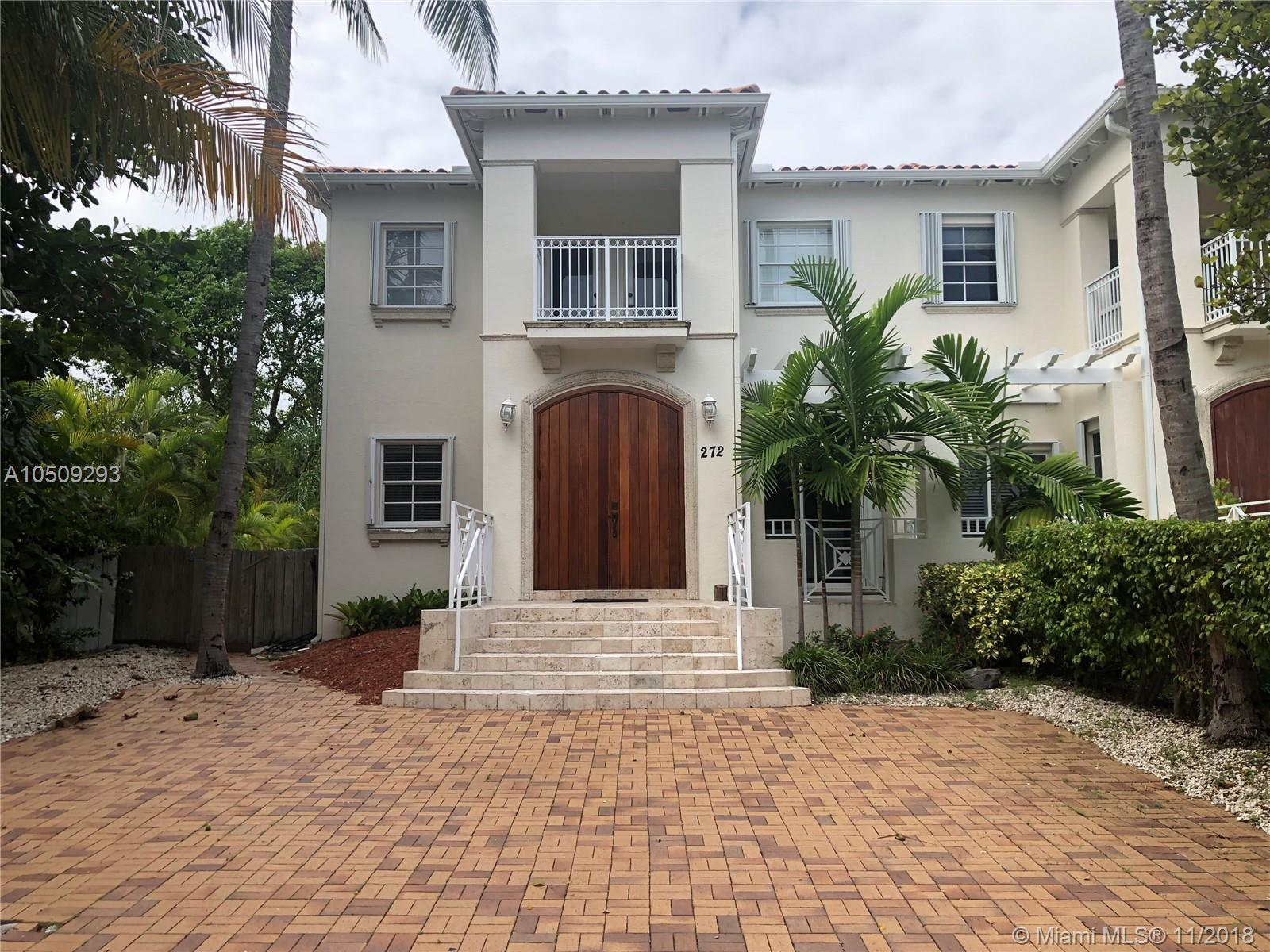272  Fernwood Rd  For Sale A10509293, FL