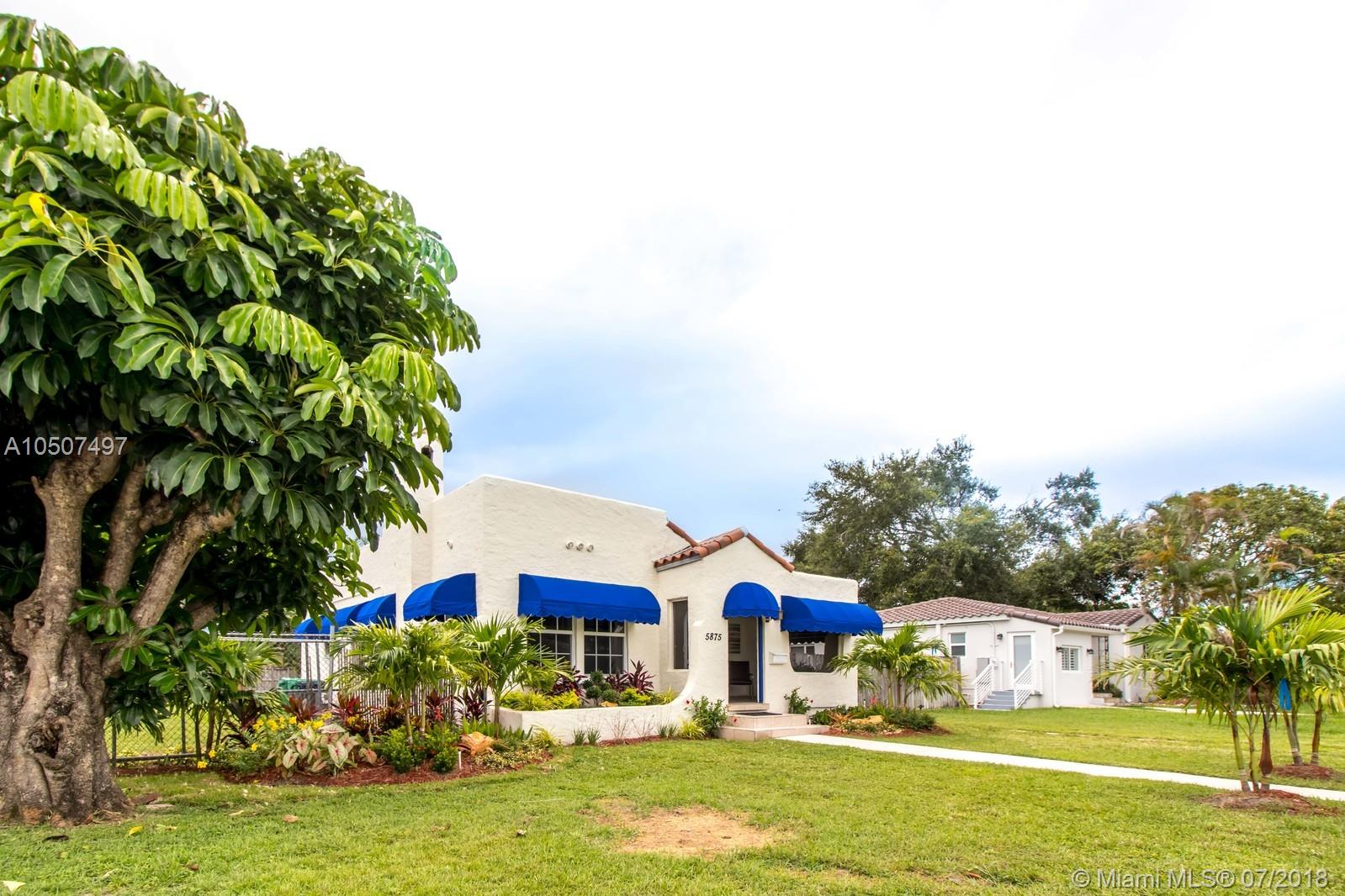 5875 SW 42nd Ter  For Sale A10507497, FL
