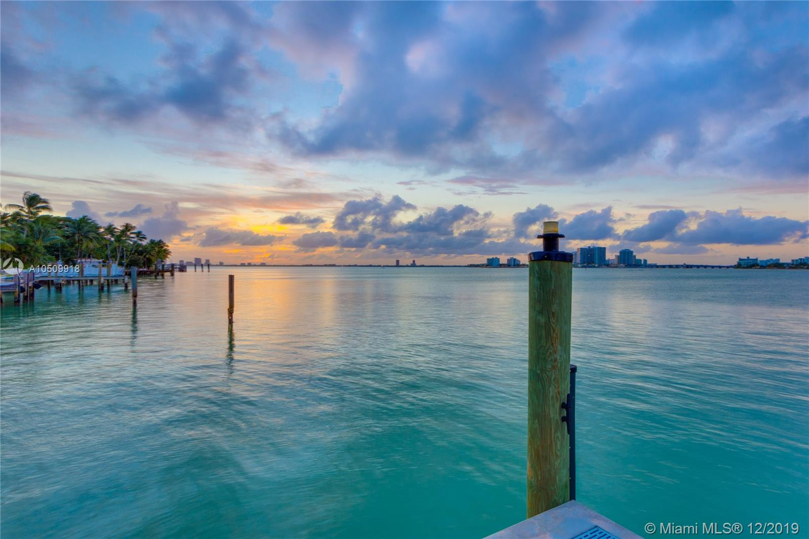 6050 N Bay Rd  For Sale A10509918, FL