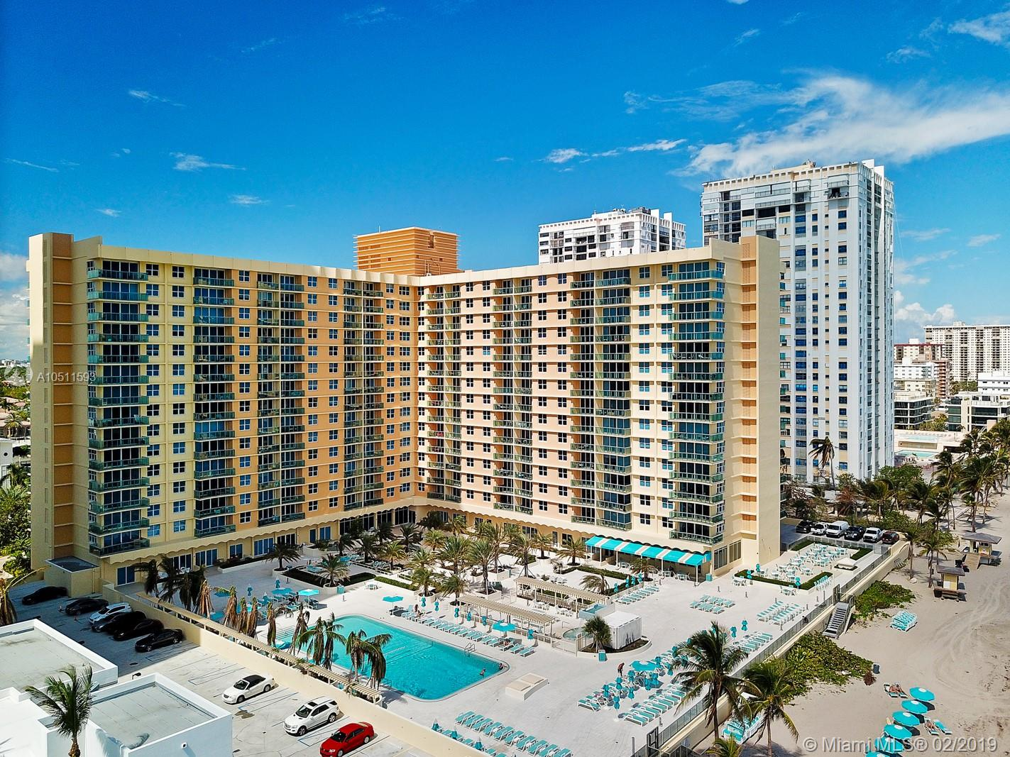 2501 S Ocean Dr #321 (available now) For Sale A10511593, FL