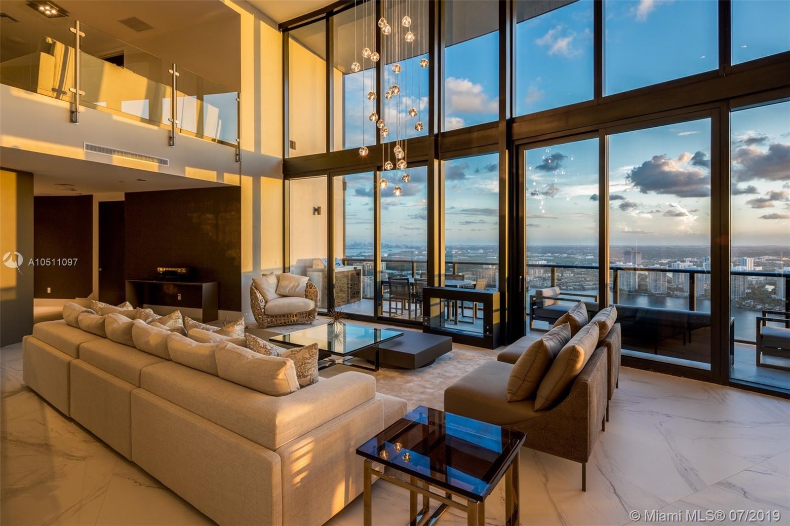 18555  Collins Ave #5403 For Sale A10511097, FL