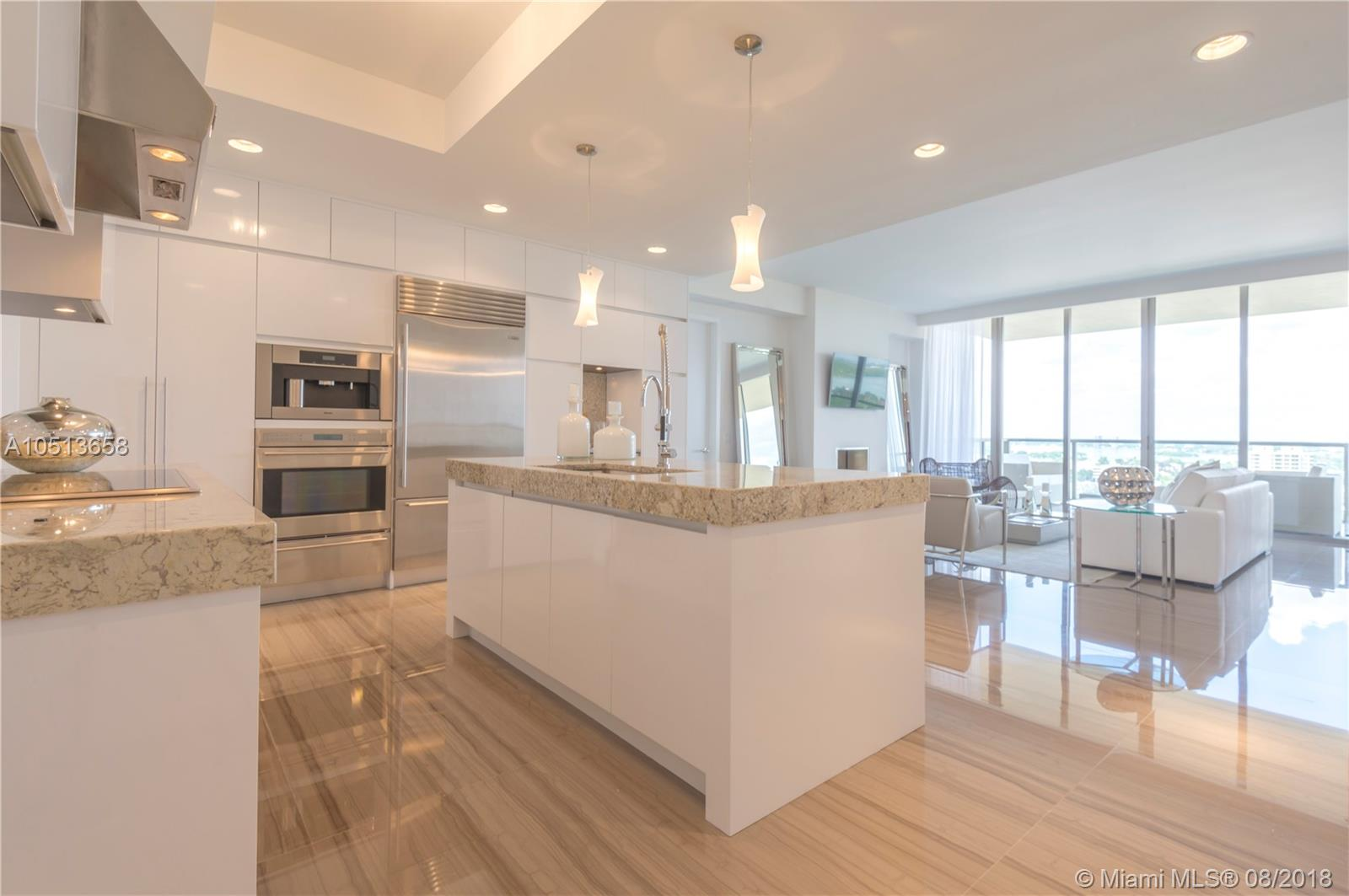 9705  Collins Ave #1805N For Sale A10513658, FL