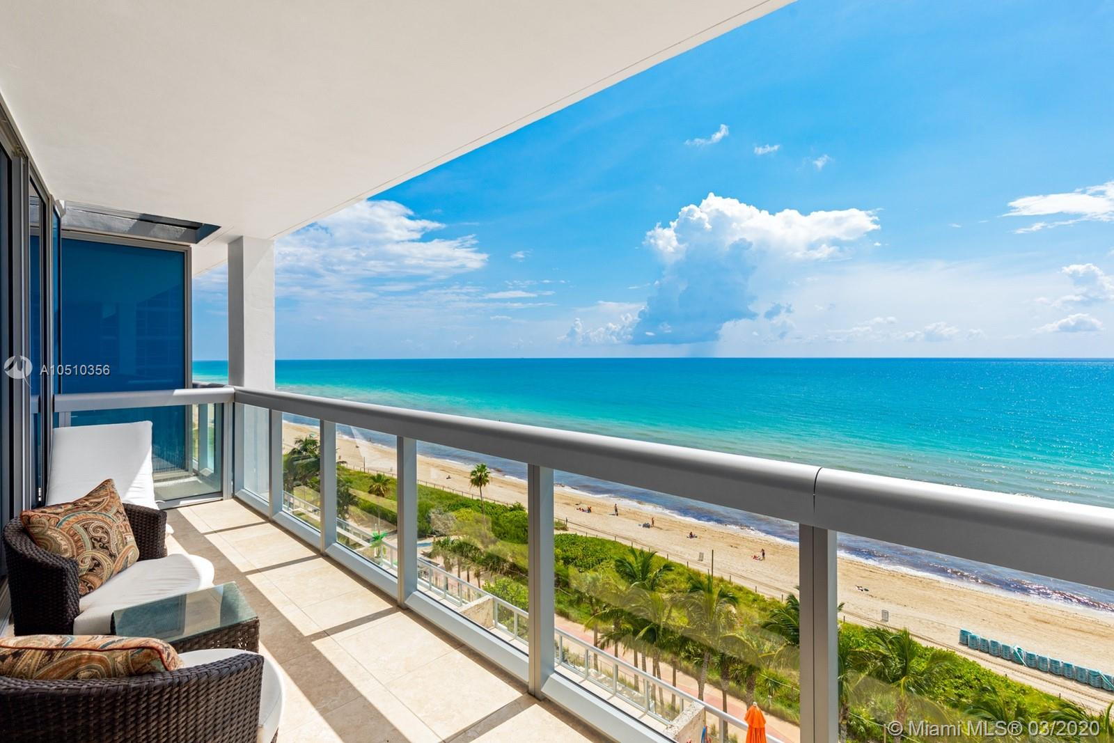 6899  Collins Ave #906 For Sale A10510356, FL