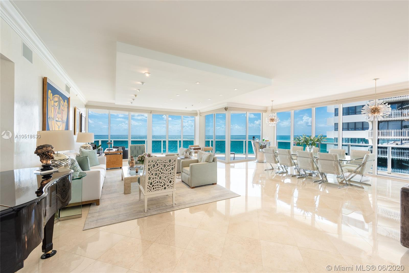 10225  Collins Ave #702 For Sale A10518630, FL
