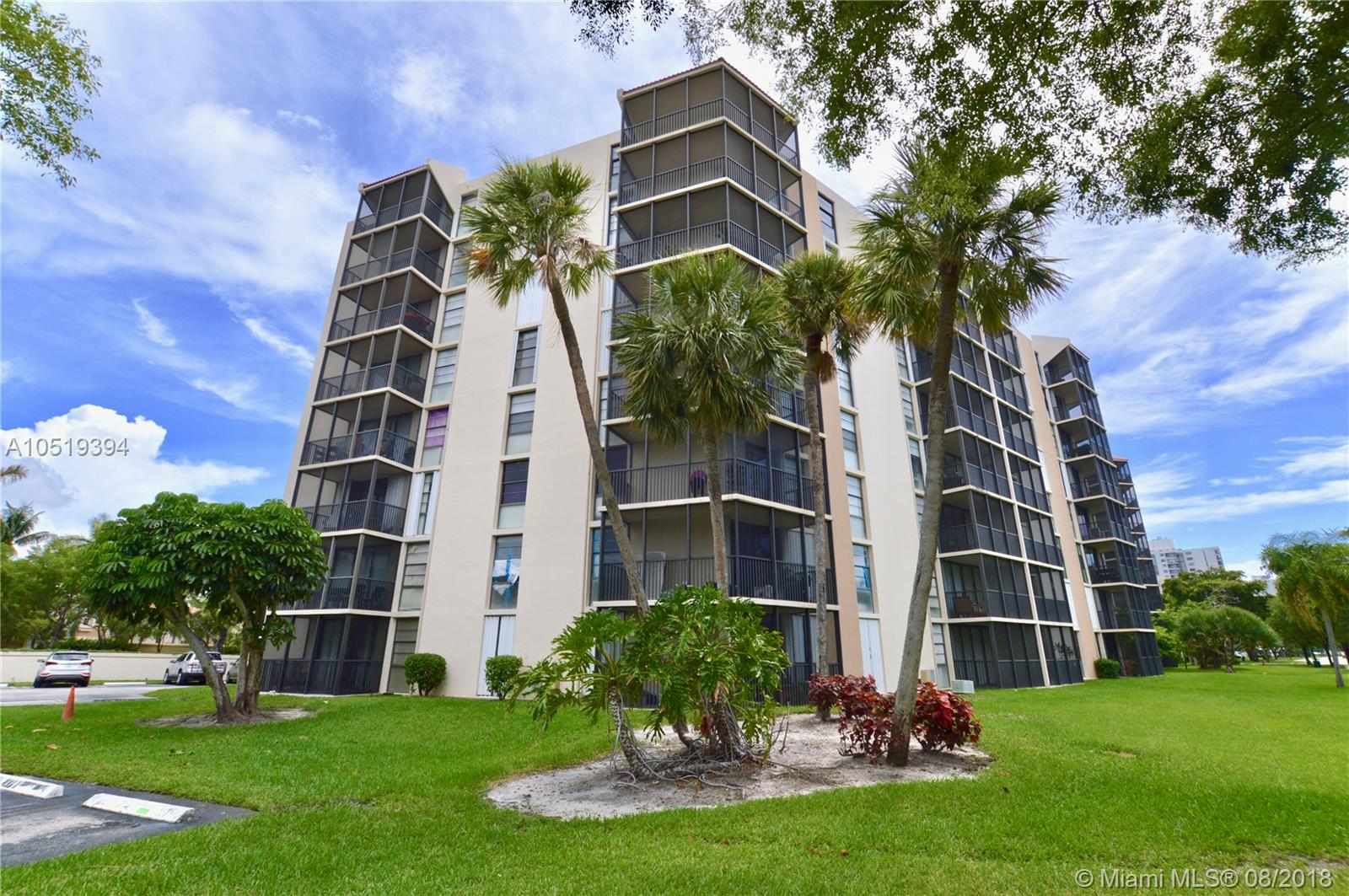 3101 N Country Club Dr #505 For Sale A10519394, FL