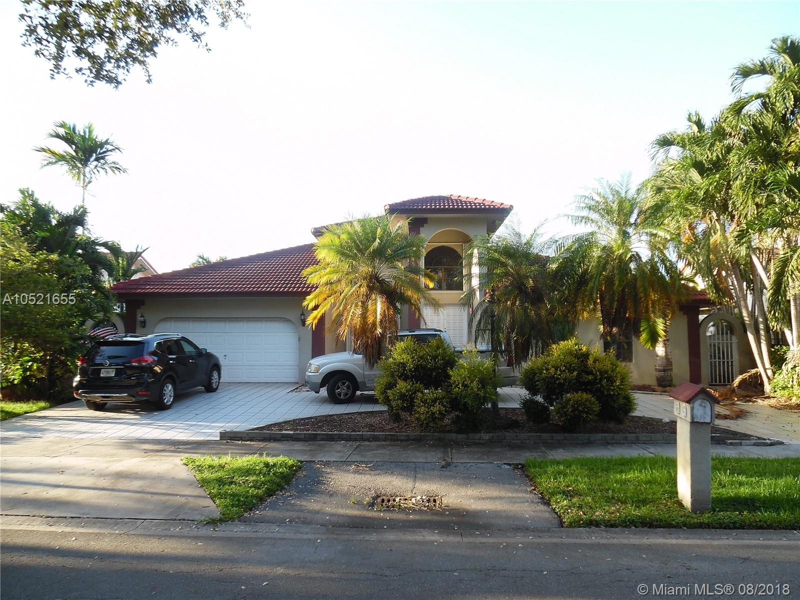 8271 NW 167th Ter  For Sale A10521655, FL