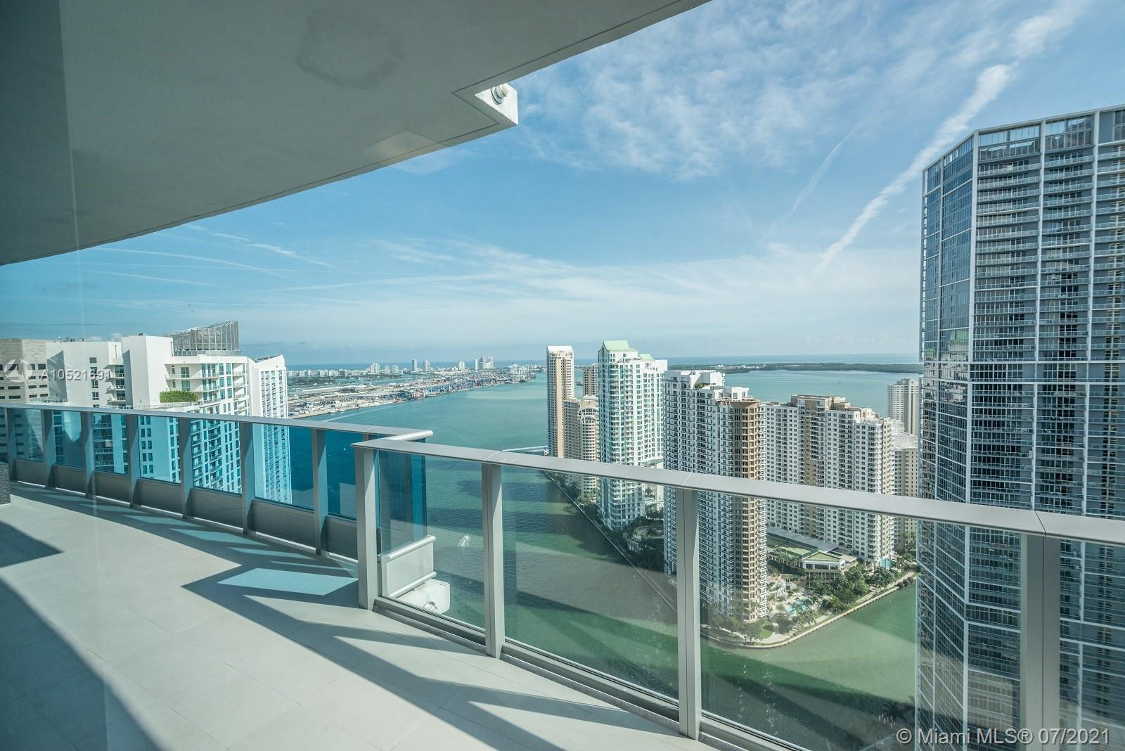 200  BISCAYNE BLVD WY #4607 For Sale A10521691, FL