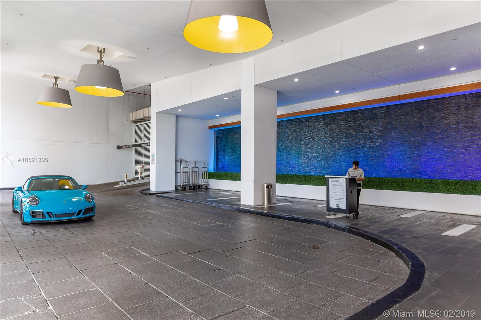 1100  Biscayne Blvd #2106 For Sale A10521825, FL