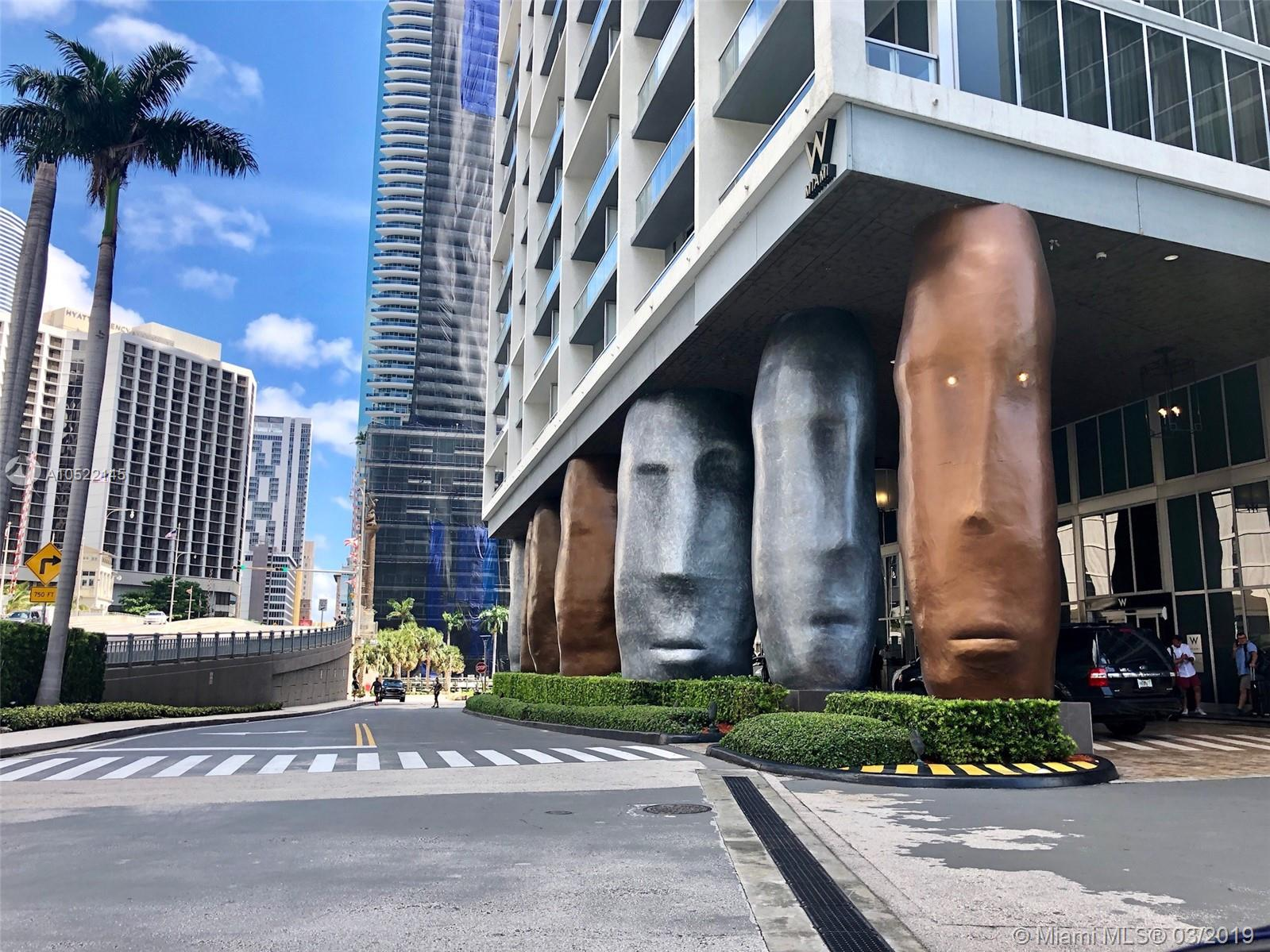 485  Brickell Ave #3907 For Sale A10522145, FL