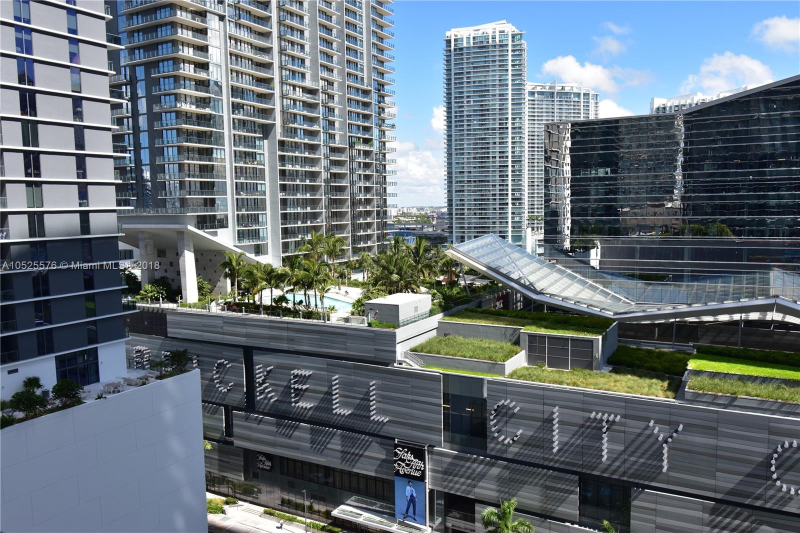 BRICKELL HEIGHTS condo for sale. North view, large 151 SF balcony with city views, floor-to-ceiling windows, modern kitchen and trendy. BRICKELL HEIGHTS offers all modern amenities included a roof-top sky-pool in the 50th floor with amazing city-and ocean views. Building include basic cable, High Speed internet. Walking distance to the trendiest restaurants, City Centre Mall & Brickell nightlife. One parking space thru valet. ***Tenant occupied until Sept 19/2021 paying $2100/month***