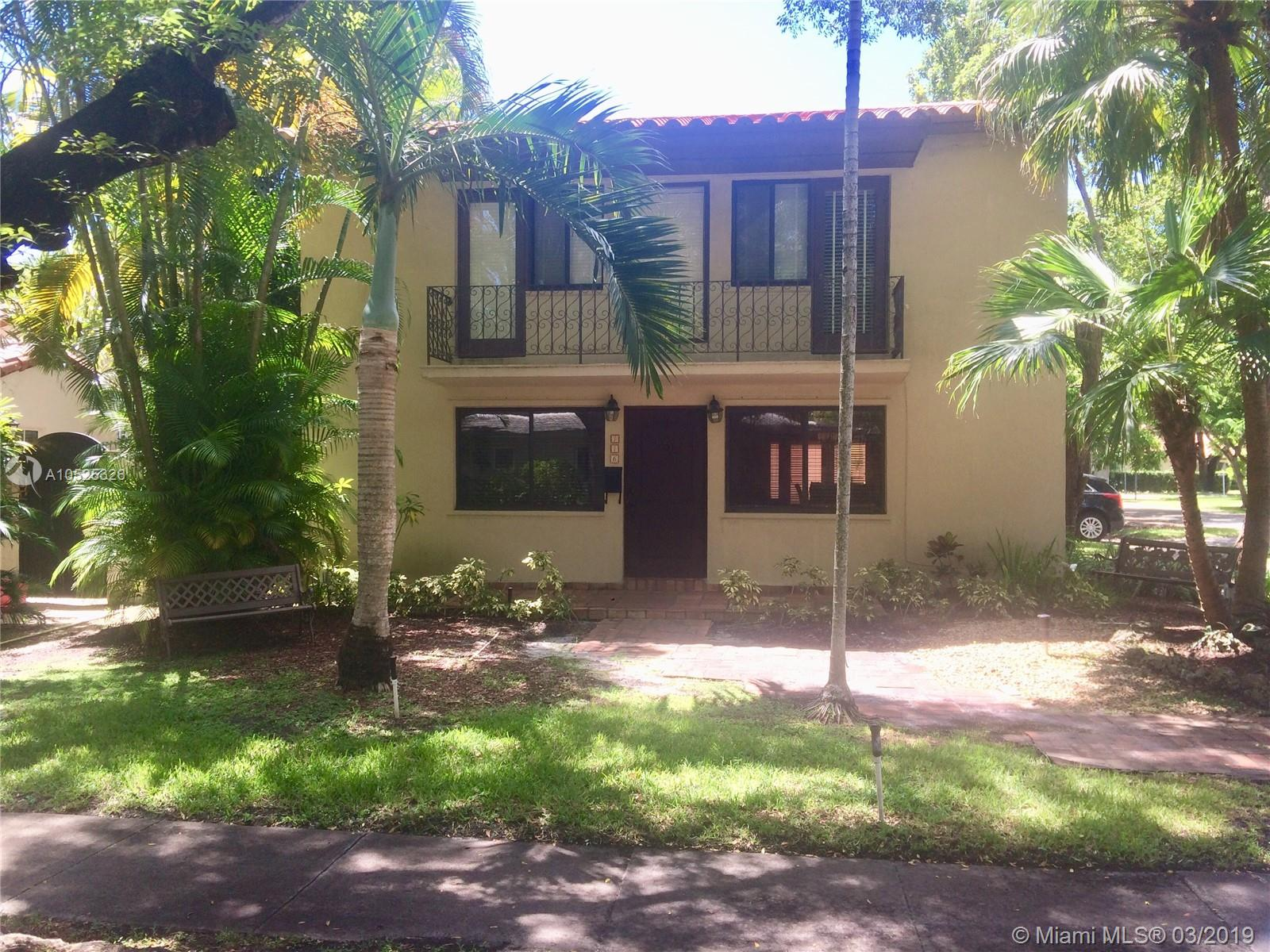 446  Minorca Ave  For Sale A10525326, FL