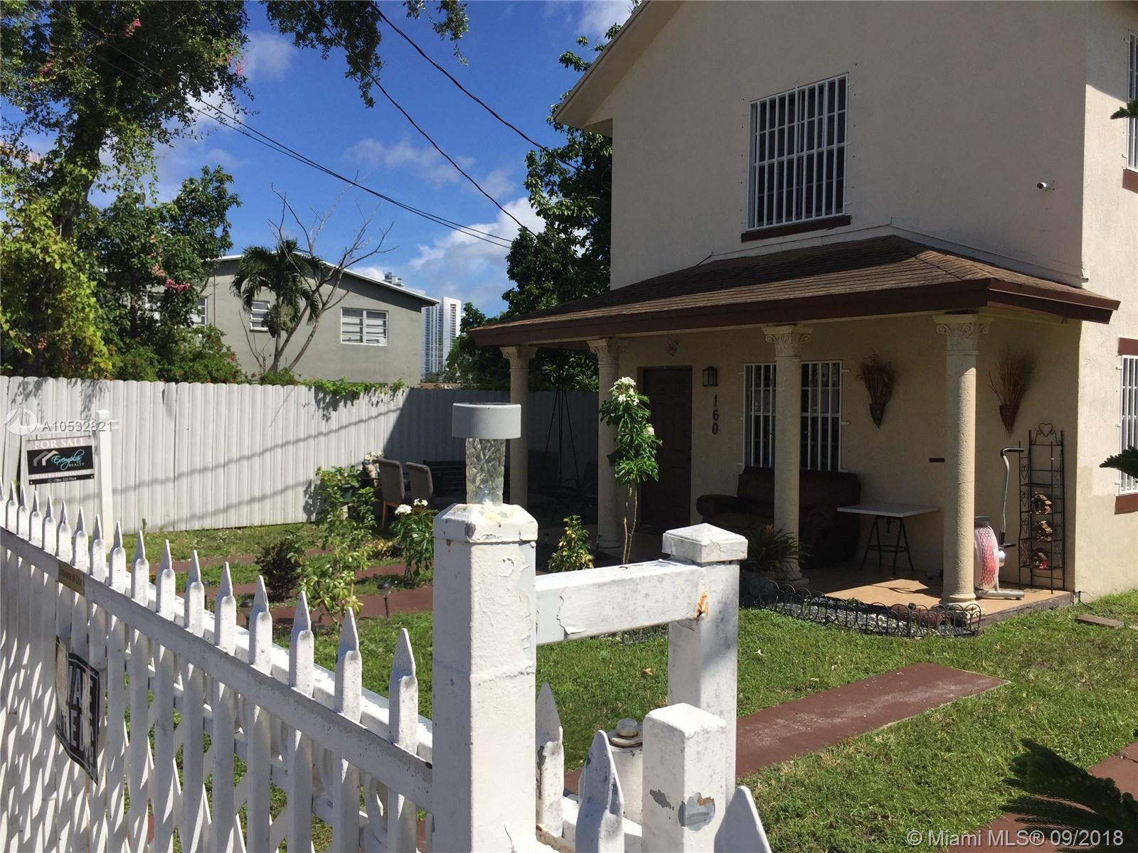 160 NW 27th St, Miami, FL 33127