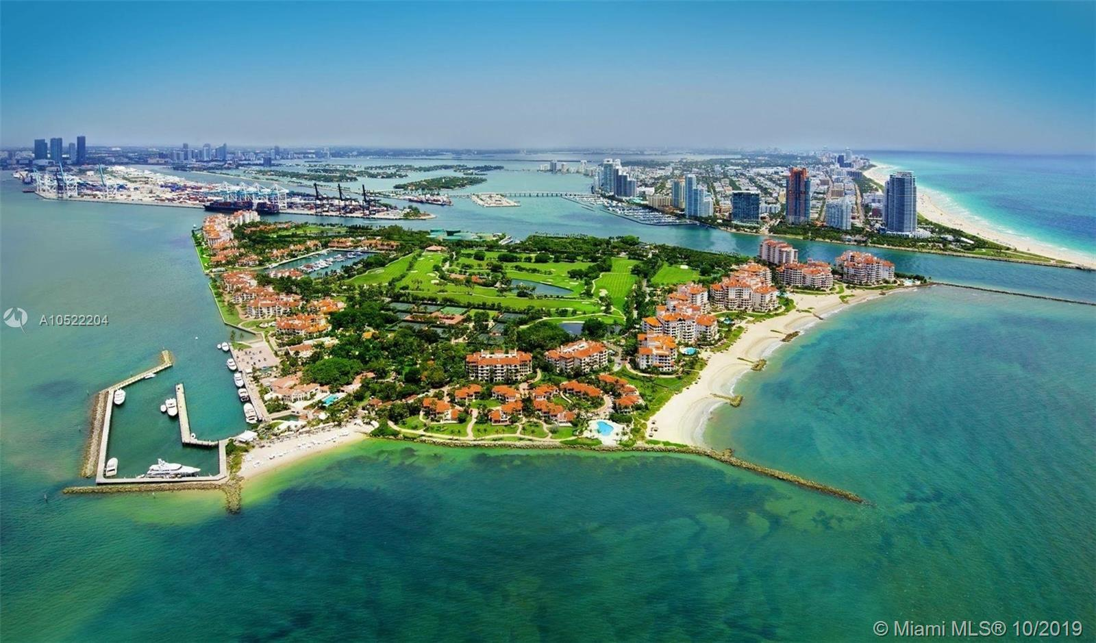 7412  Fisher Island Dr #7412 For Sale A10522204, FL