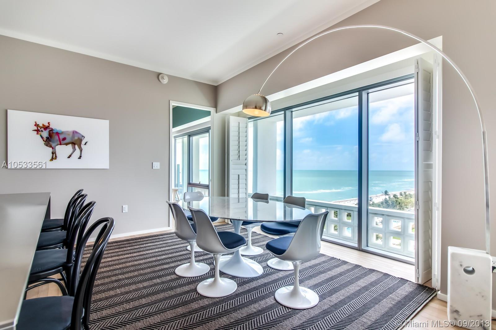 2901  Collins Ave #1204 For Sale A10533561, FL