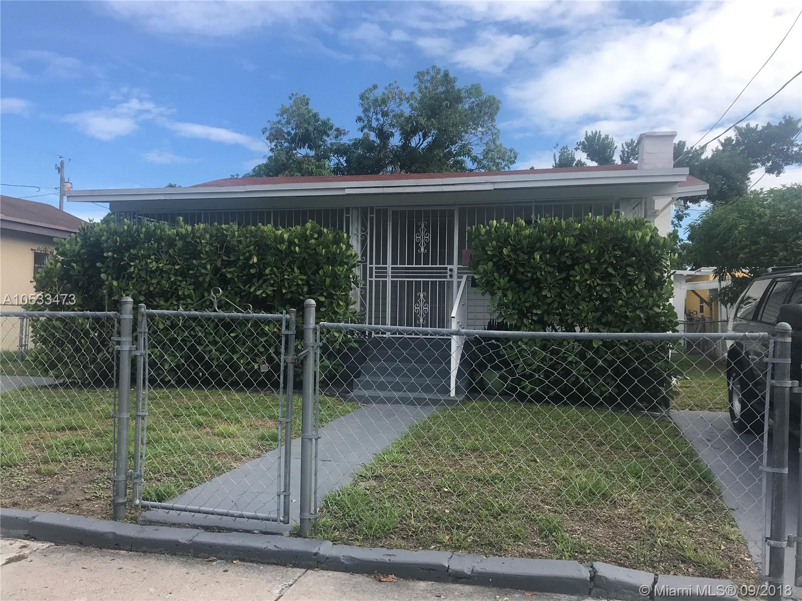 112 NW 33rd St  For Sale A10533473, FL