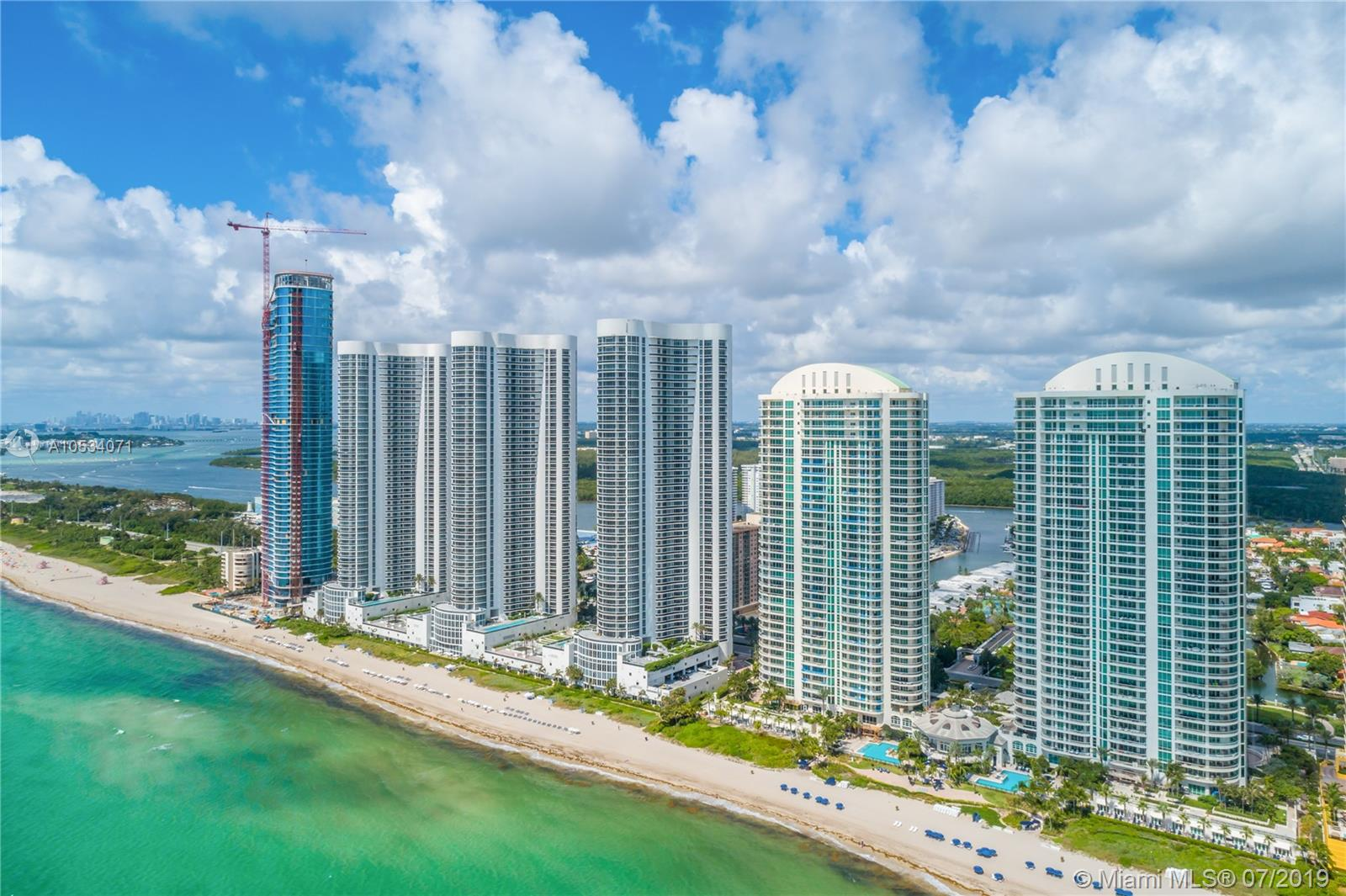 15811  Collins Ave #1506 For Sale A10534071, FL