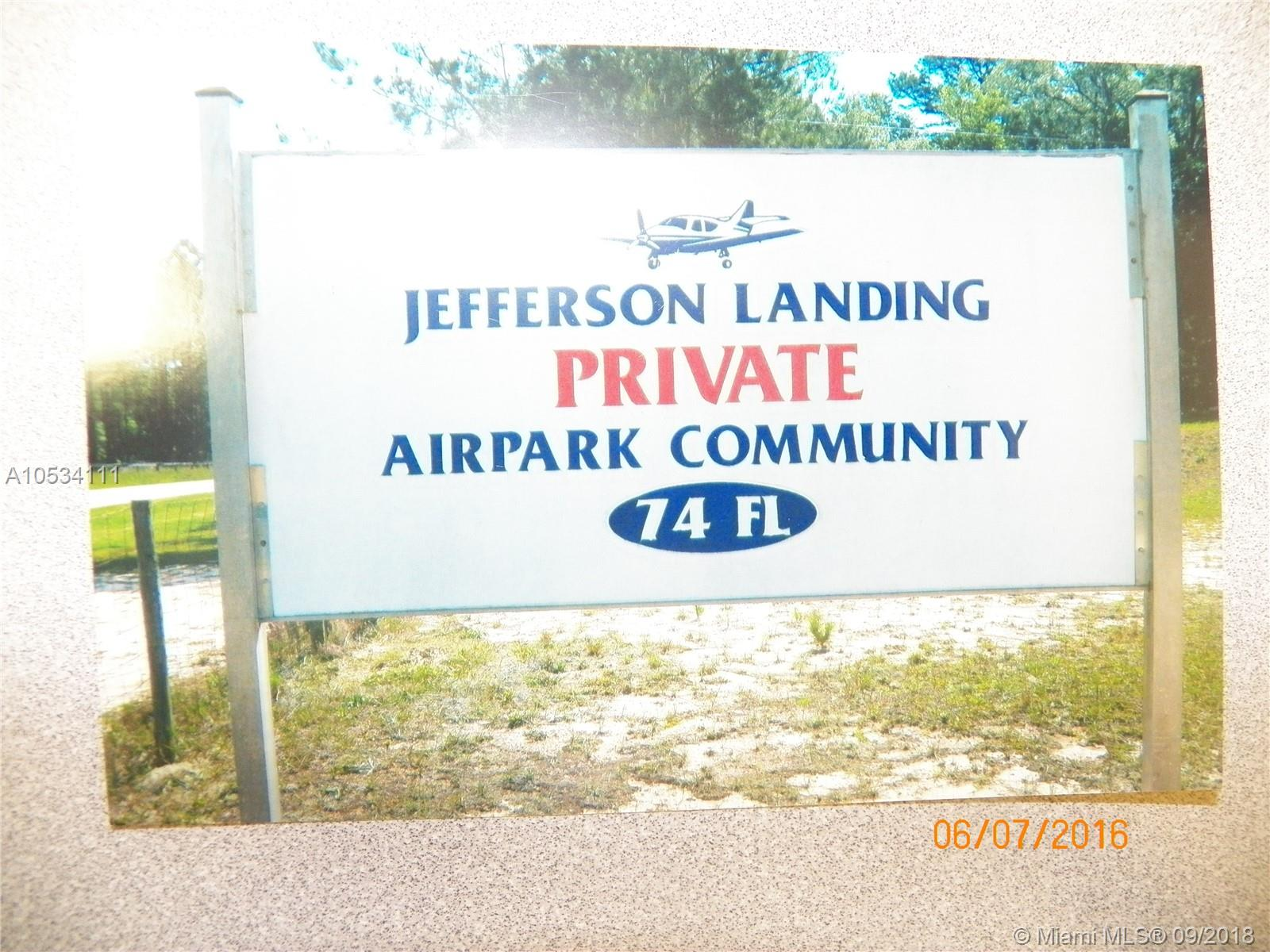 74 FL Jefferson landing, Other City - In The State Of Florida, FL 32331