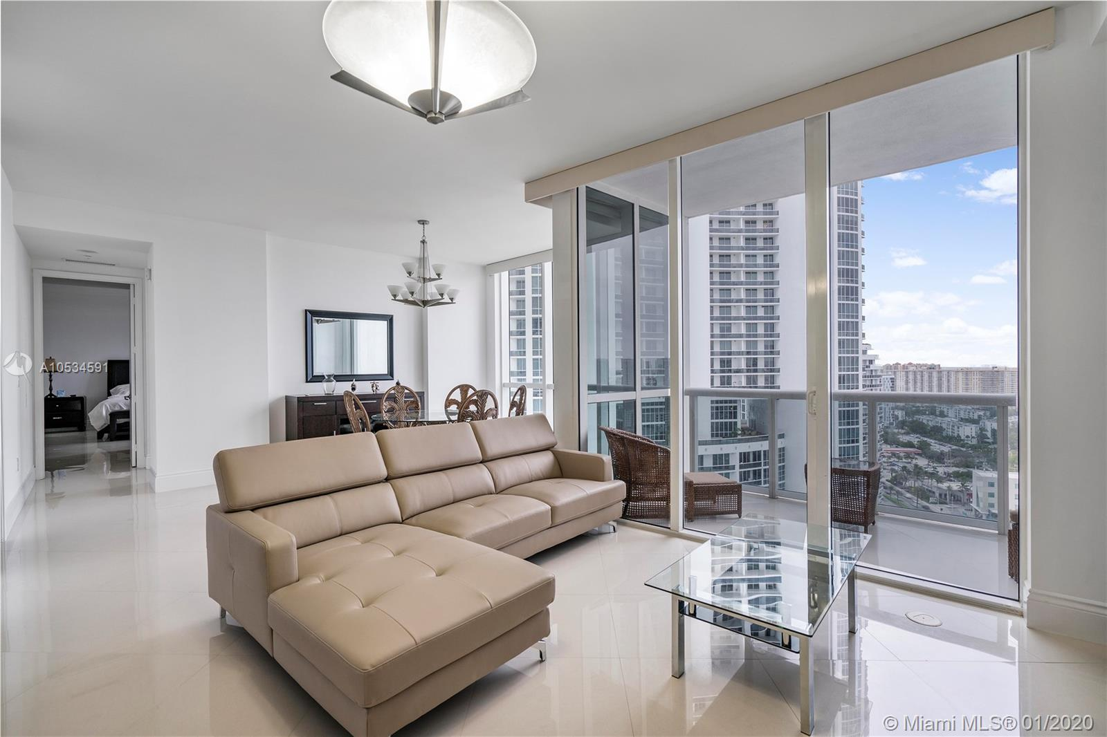 18201  Collins Ave #3407 For Sale A10534591, FL