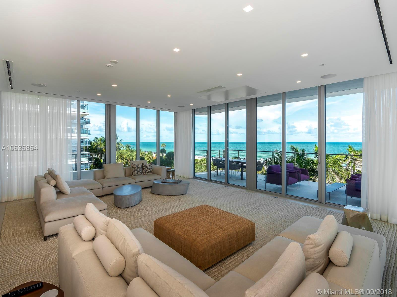 3651  Collins Ave #400 and 500 For Sale A10535854, FL