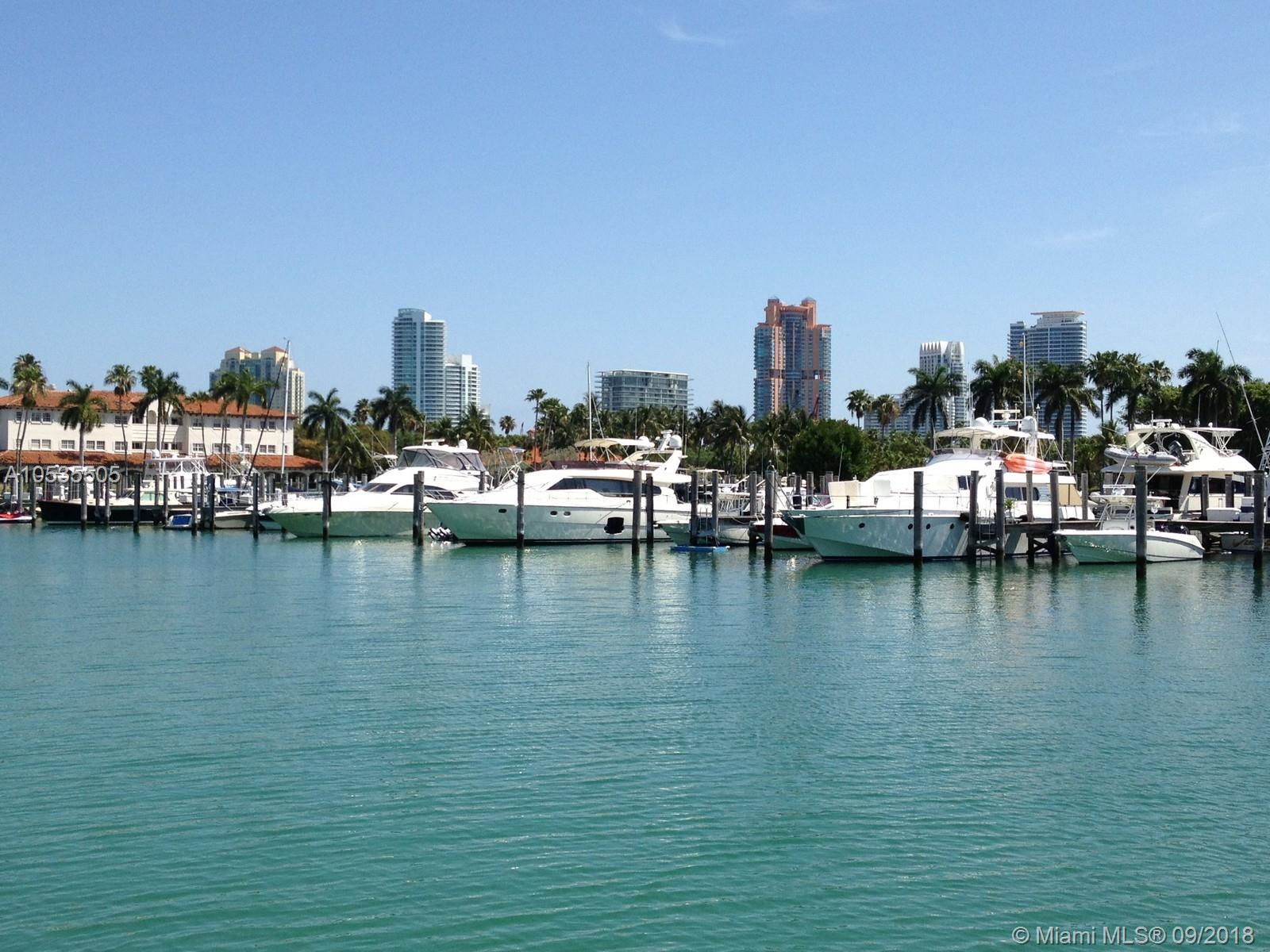 1  FISHER ISLAND DR  For Sale A10535505, FL