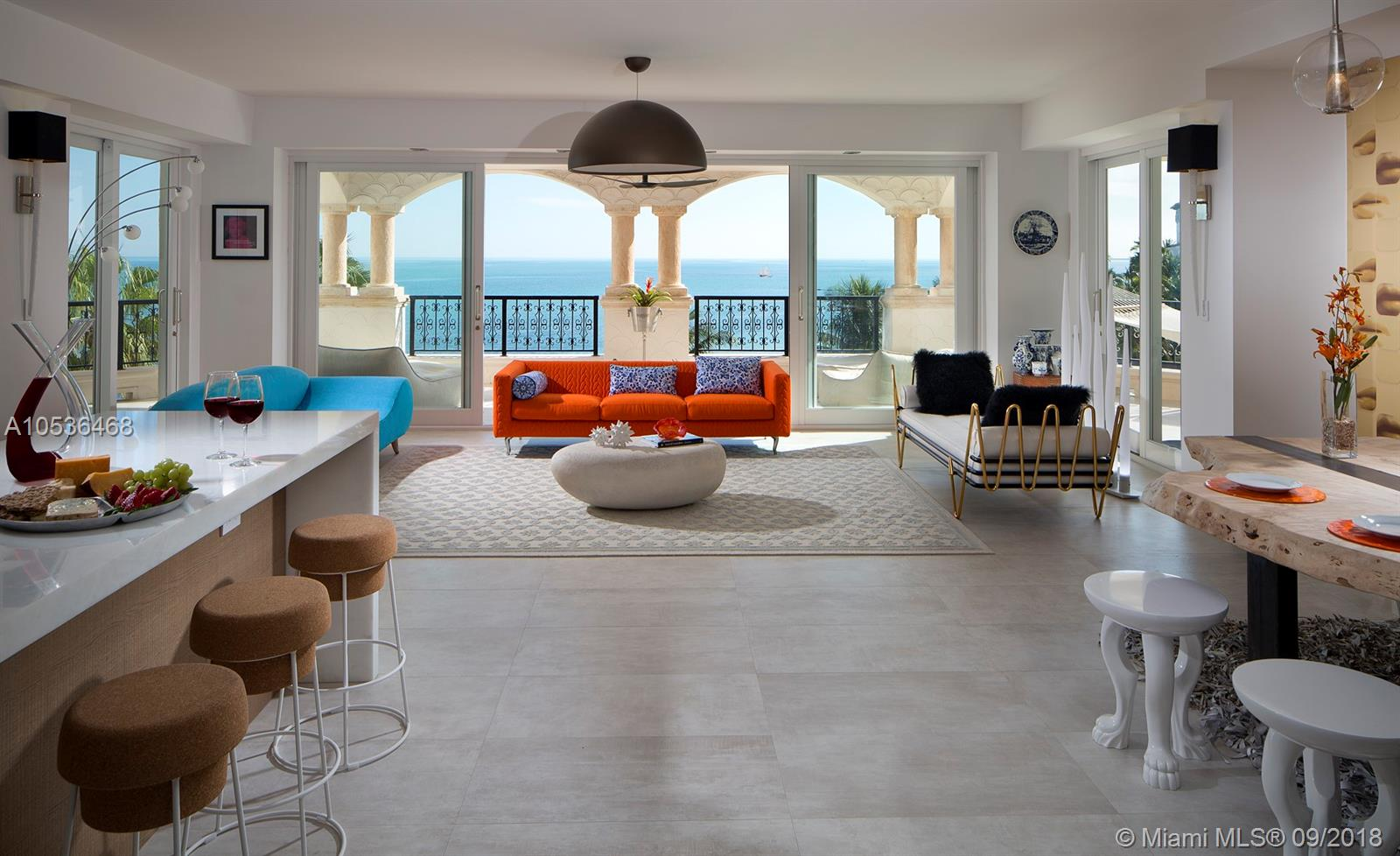 7745  fisher island drive #7745 For Sale A10536468, FL