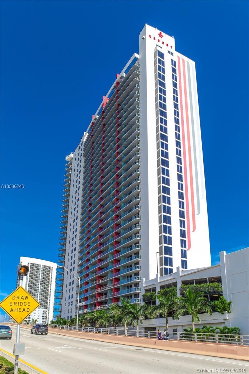 2602 E Hallandale Beach Blvd #R805 For Sale A10536246, FL