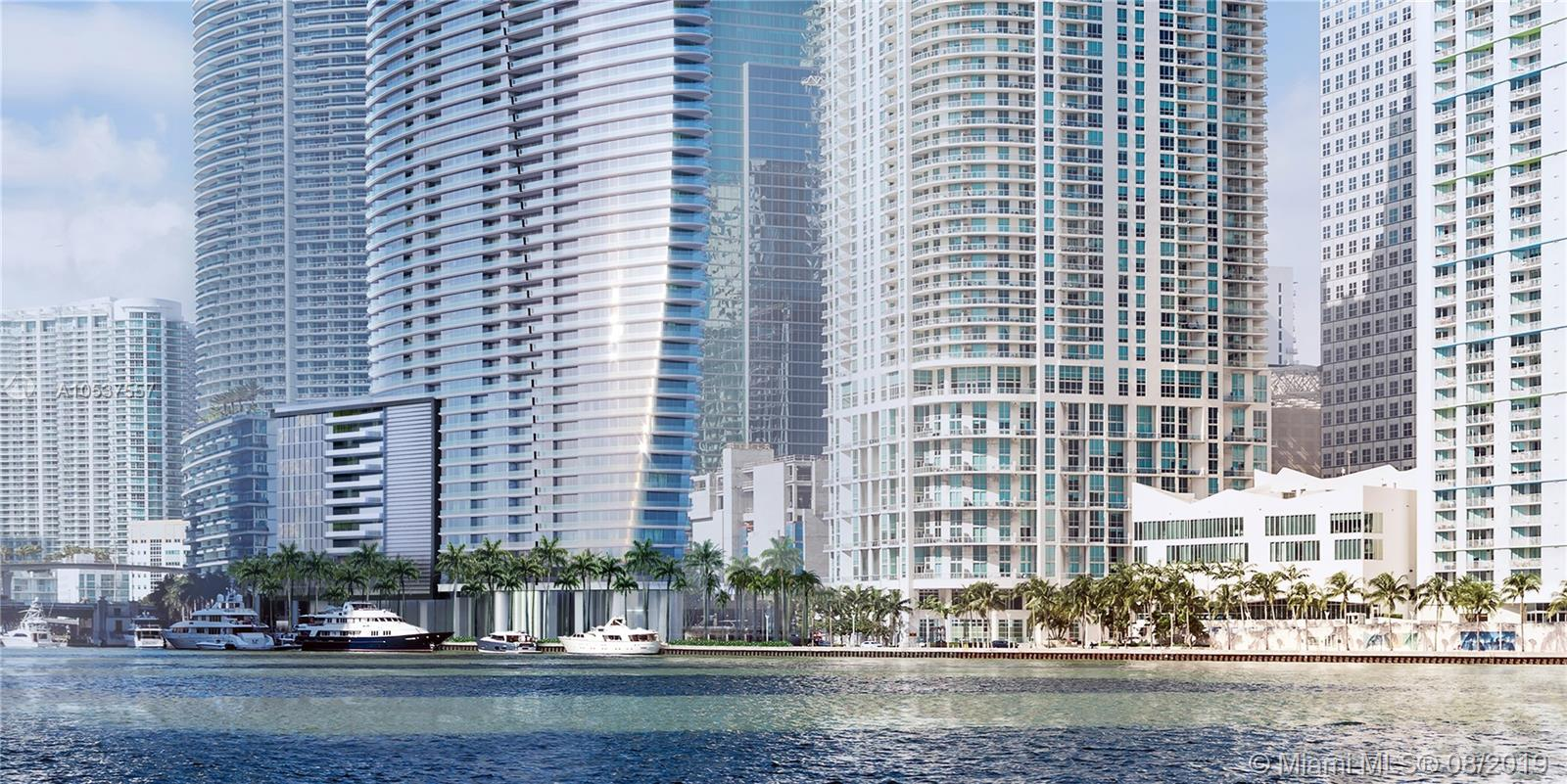 300  Biscayne Blvd Way #1201 For Sale A10537557, FL