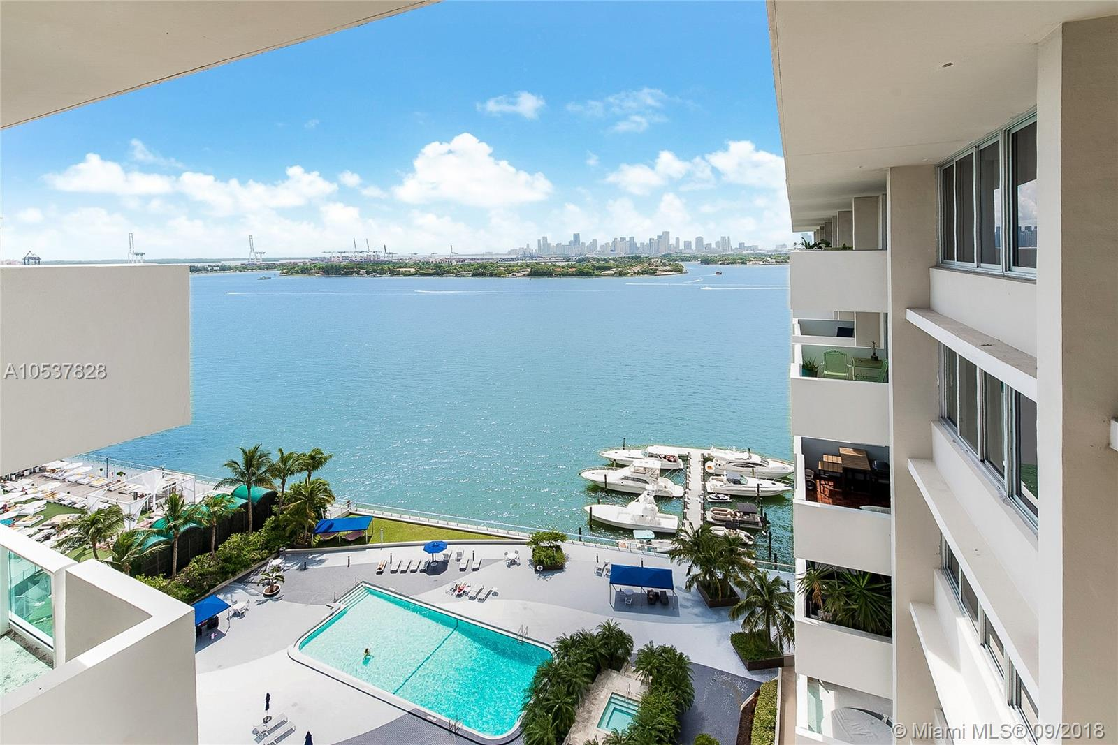 1200  West Ave #PH-01 For Sale A10537828, FL