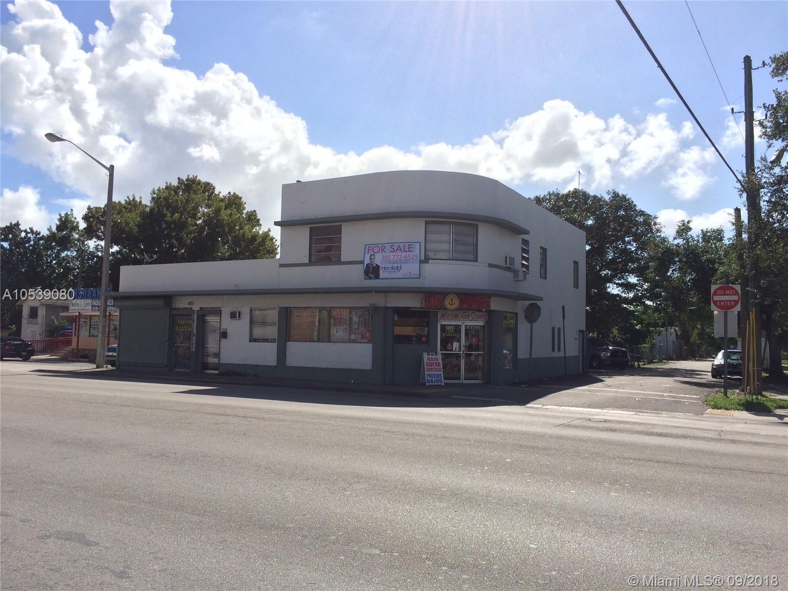 2560 NW 7 ST, Miami, FL 33125