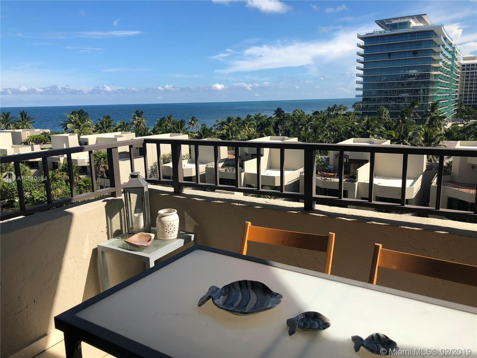 201  Crandon Blvd #629 For Sale A10540134, FL