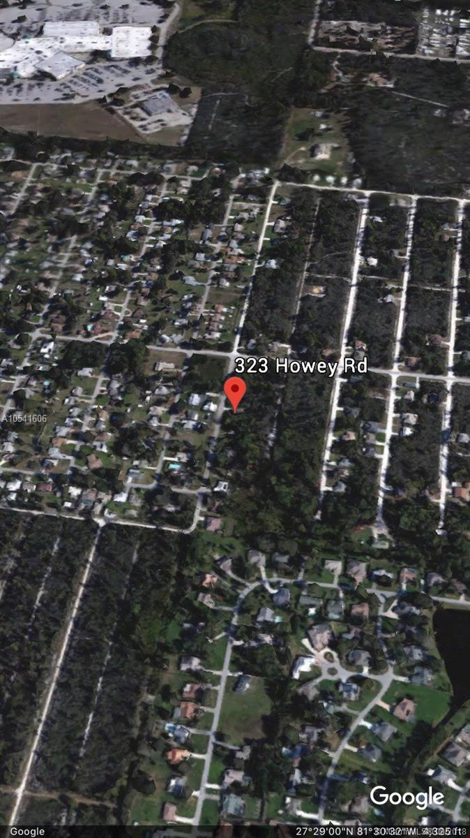 323  Howey Rd  For Sale A10541606, FL