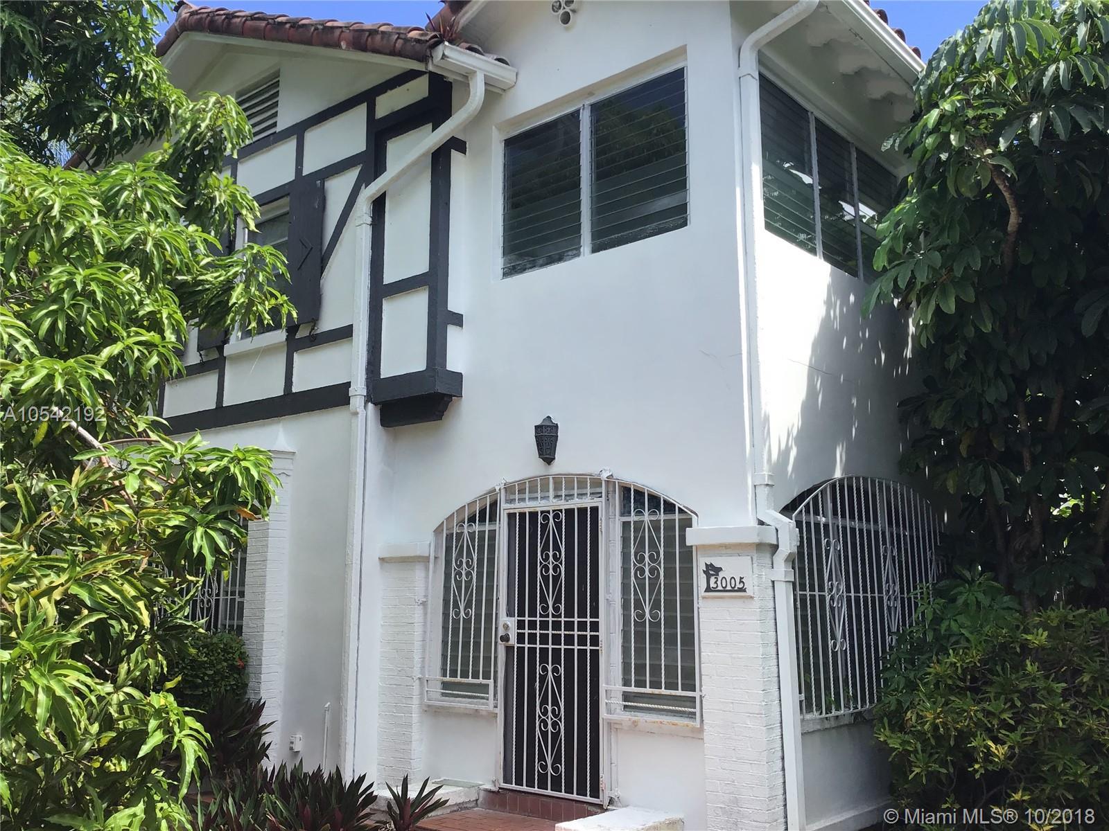 3005 N Bay Road, Miami Beach FL 33140