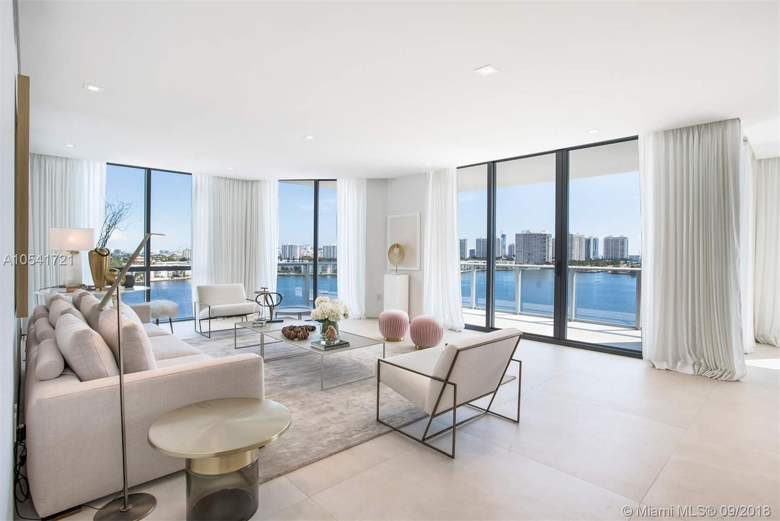 17111  Biscayne Blvd #1209 For Sale A10541721, FL