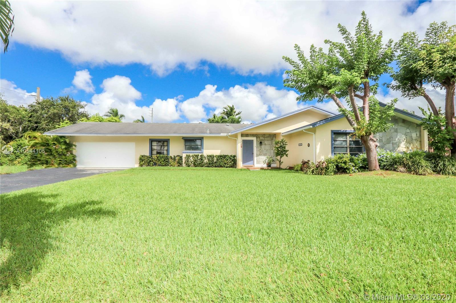 11631 SW 127th St  For Sale A10544105, FL