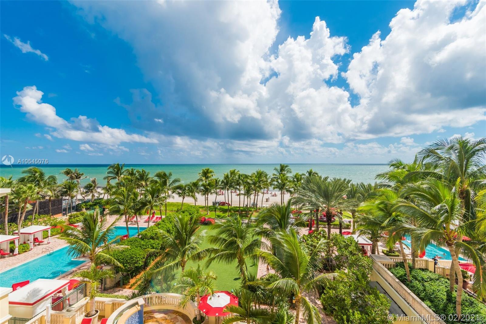 17875  COLLINS AVE #502 For Sale A10545076, FL
