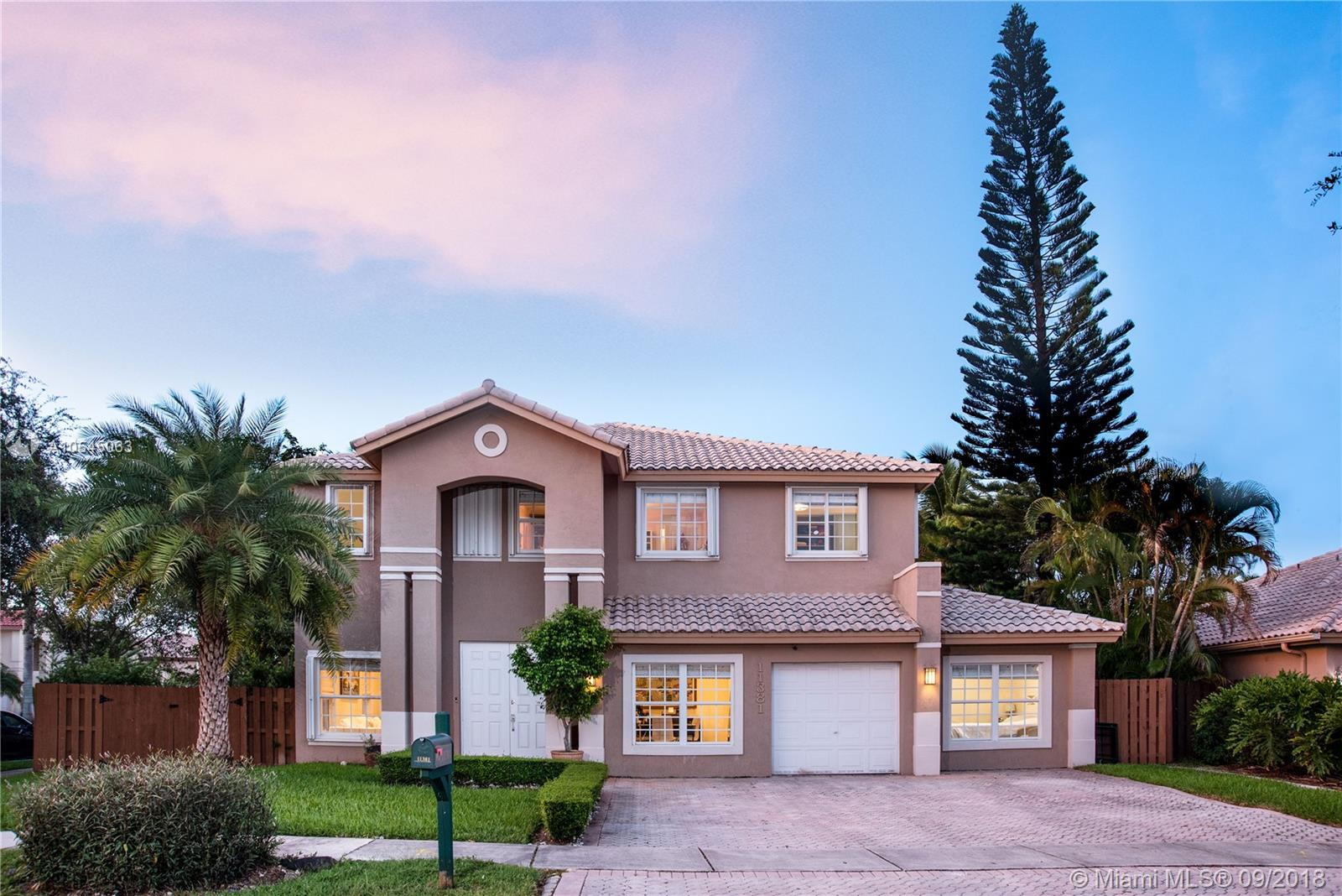 11381 NW 64 TE  For Sale A10545063, FL