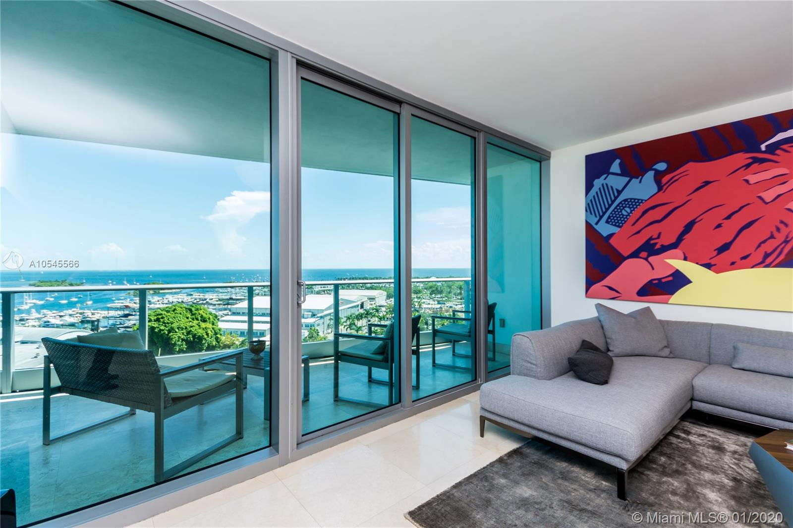 2627 S Bayshore Dr #1404 For Sale A10545566, FL