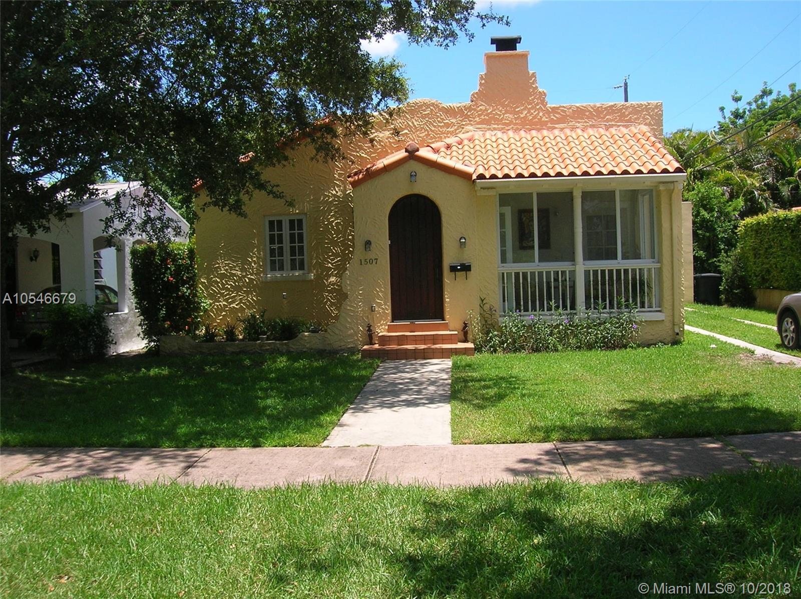 1507  Columbus Blvd  For Sale A10546679, FL