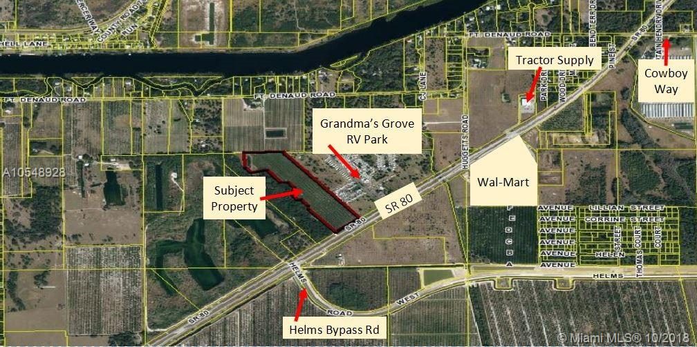 2402 W SR 80, Other City - In The State Of Florida, FL 33935