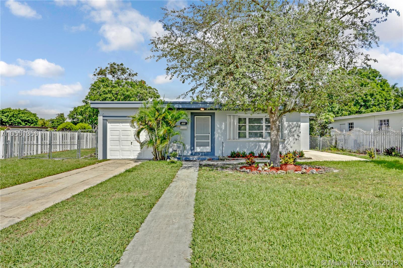 155 NW 123rd St  For Sale A10551356, FL