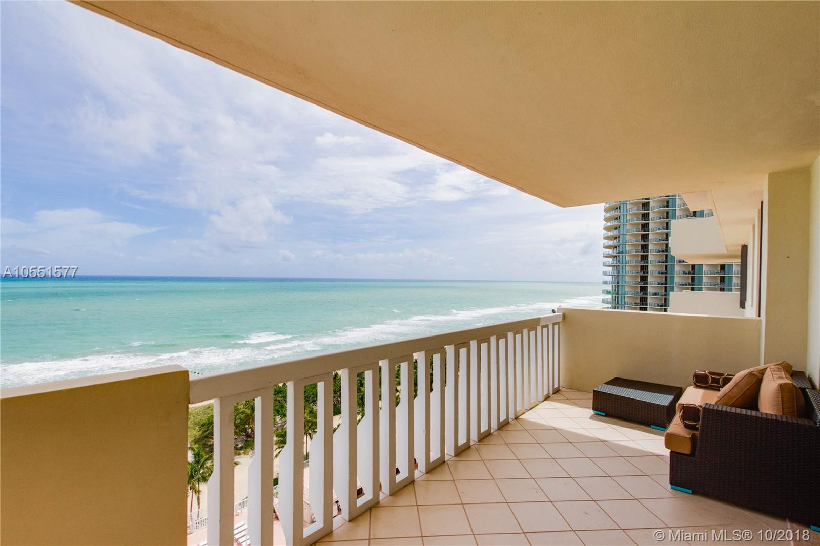 9801  Collins Ave #15Y For Sale A10551577, FL