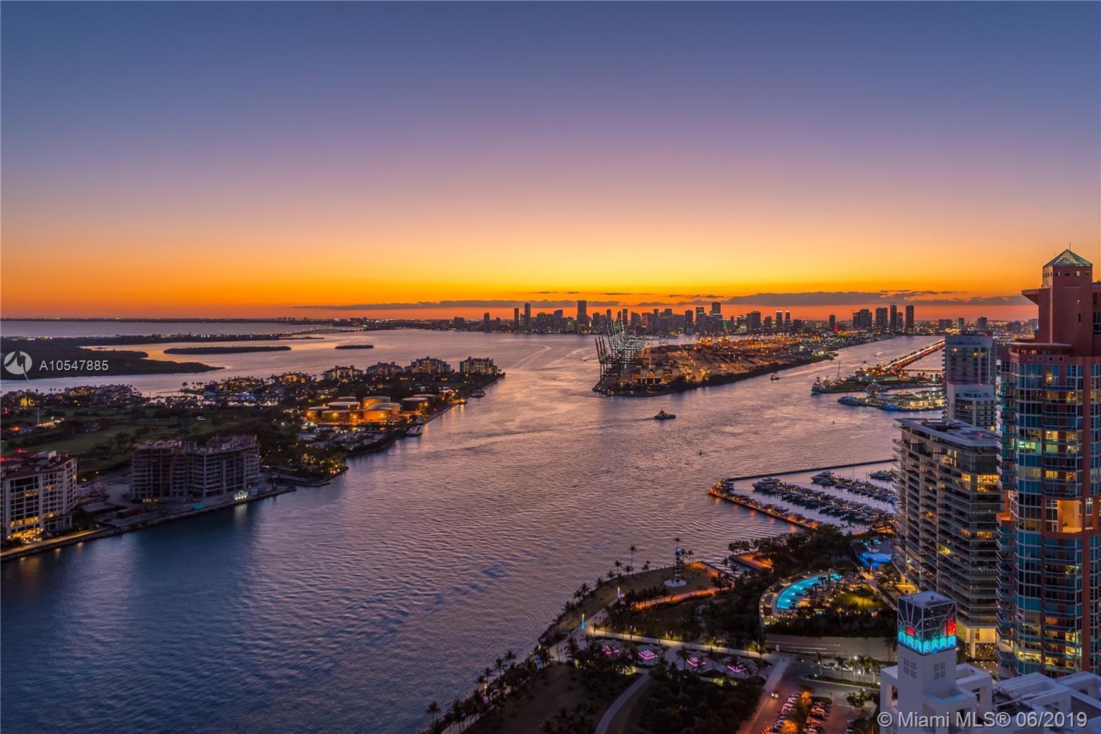 100 S Pointe Drive PH2, Miami Beach, FL 33139