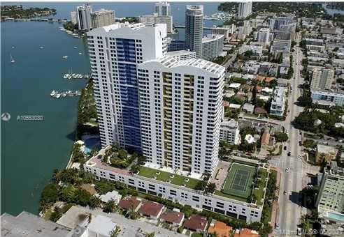 Amazing bay views, Star Island, Miami skyline and cruise ships from the 19th floor split plan unit. Large balcony with southern exposure, Walk to Lincoln Road SHOPPING MALL, theaters, & restaurants. apartment has spacious split floor plan 2 bed 2 bath, beautiful marble floors, upgraded kitchen, washer dryer. Full service building, 24 Hour valet & front desk, Fitness Center, Market, ATM, Tennis, Heated Bayfront Pool, Sand Volley, BBq.
