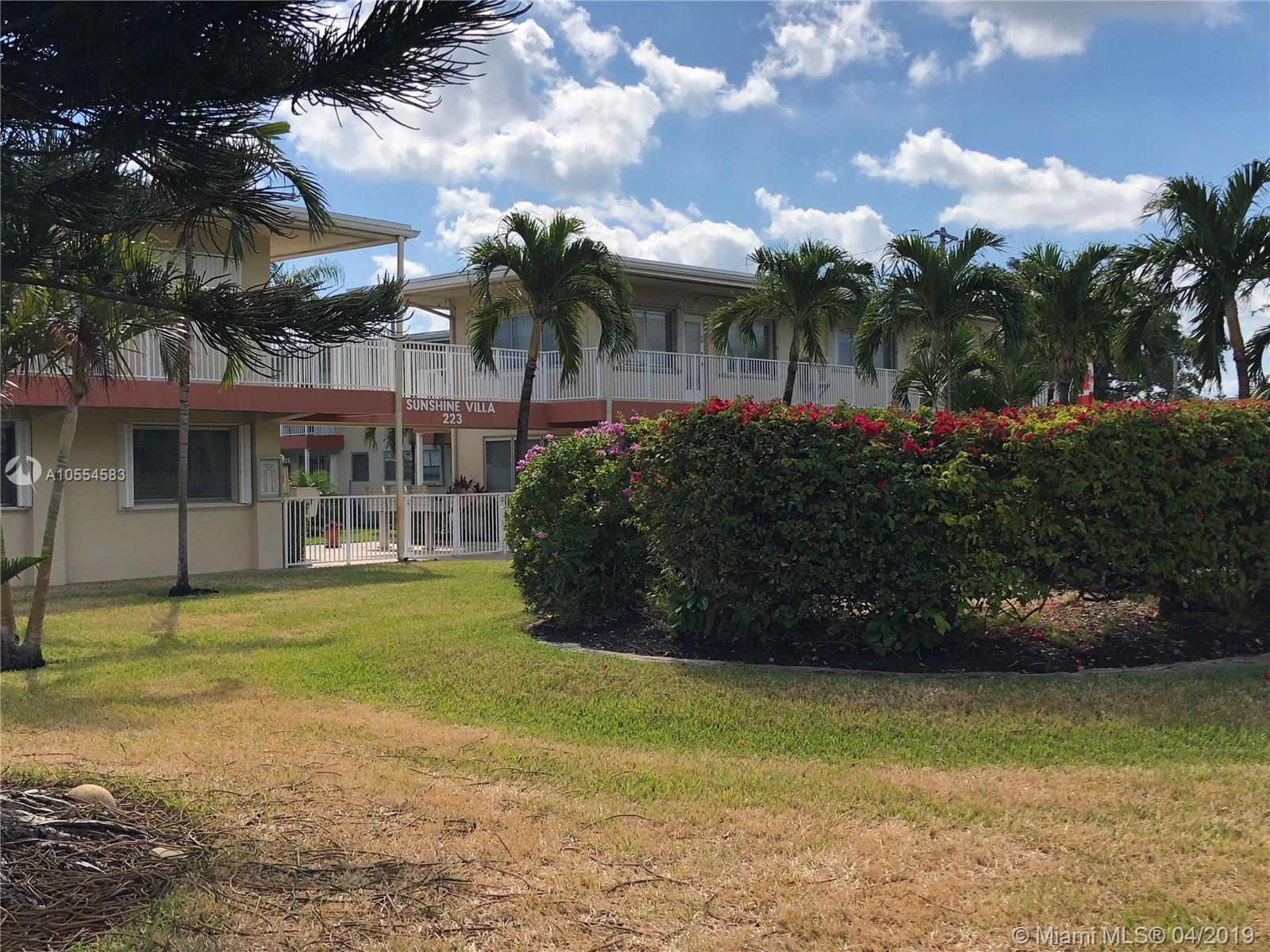 223 S Federal Hwy #77 For Sale A10554583, FL