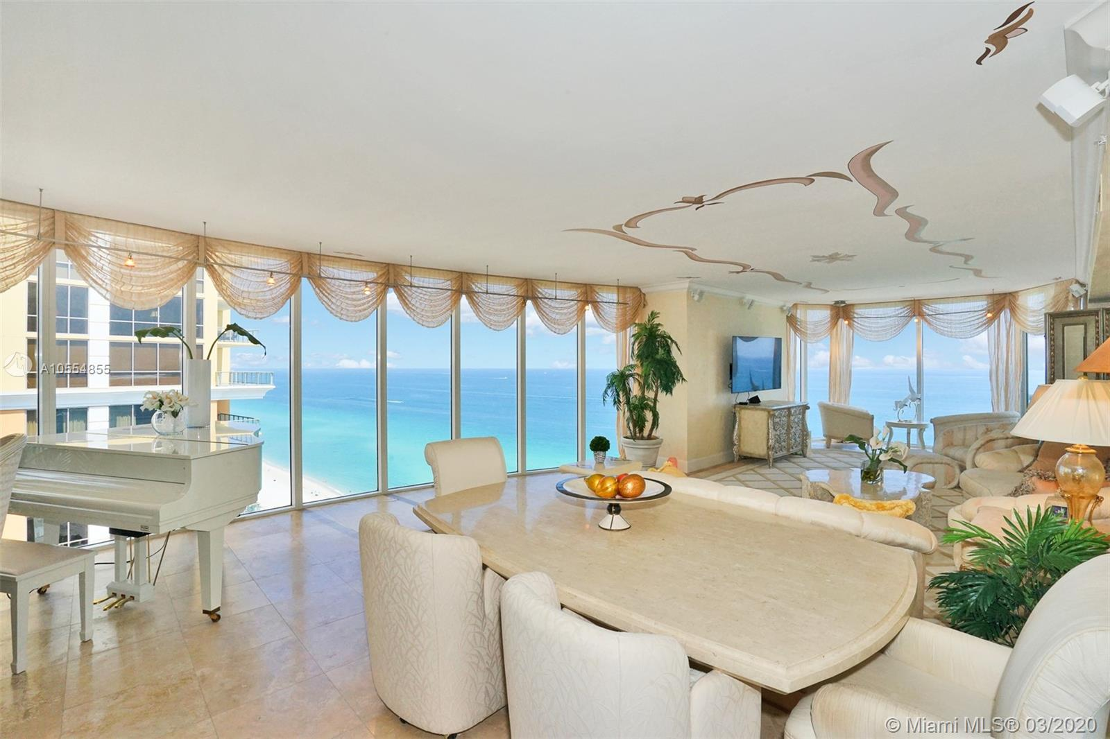 17555  Collins Ave #PH-7 & 8 For Sale A10554855, FL