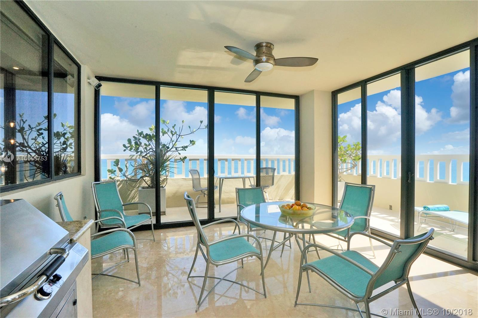 9801  Collins Ave #PH1 direct ocean For Sale A10555753, FL