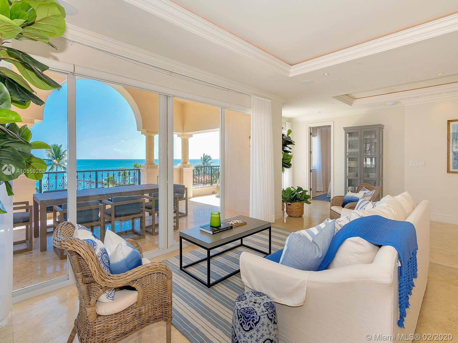 19251  FISHER ISLAND DRIVE #19251 For Sale A10559268, FL